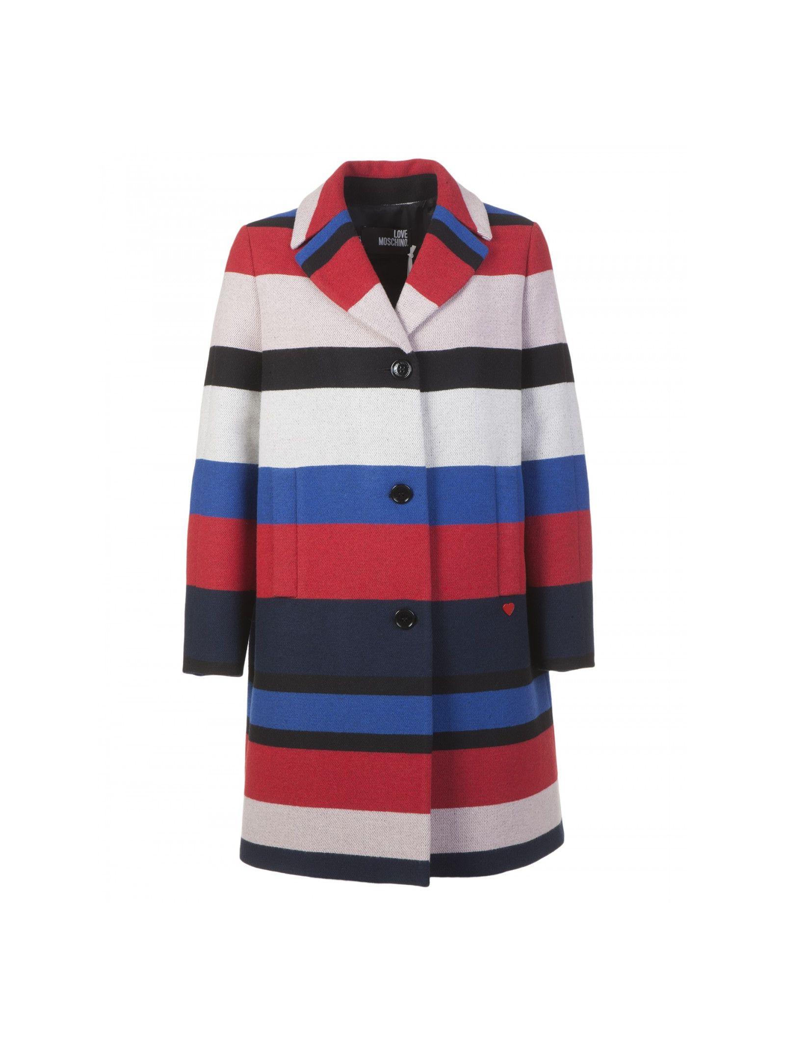 Palton de damă LOVE MOSCHINO