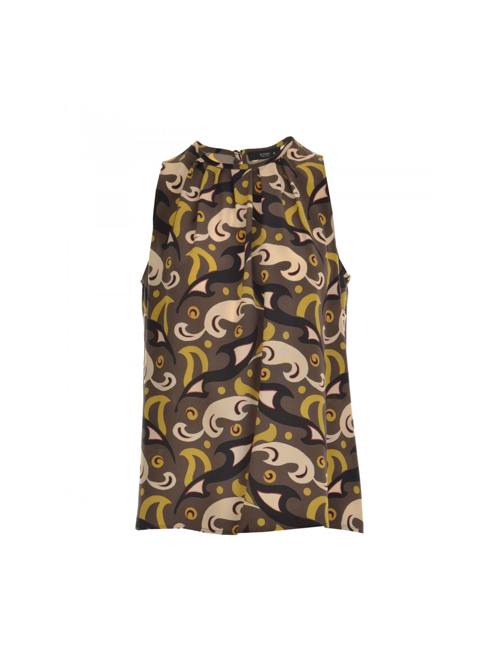 Bluză de damă ETRO, din mătase