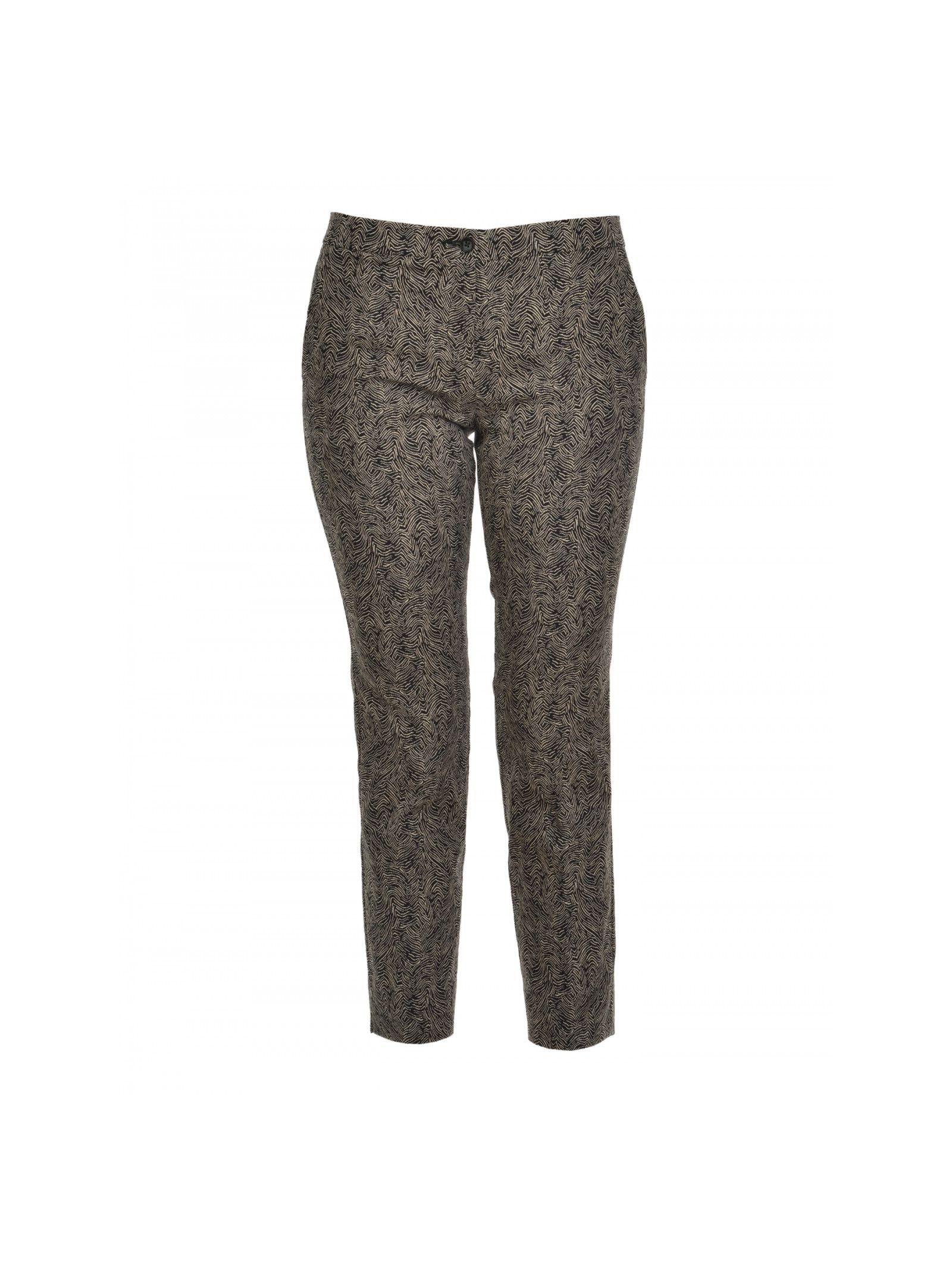 Pantaloni de damă ETRO, din bumbac, cu imprimeu