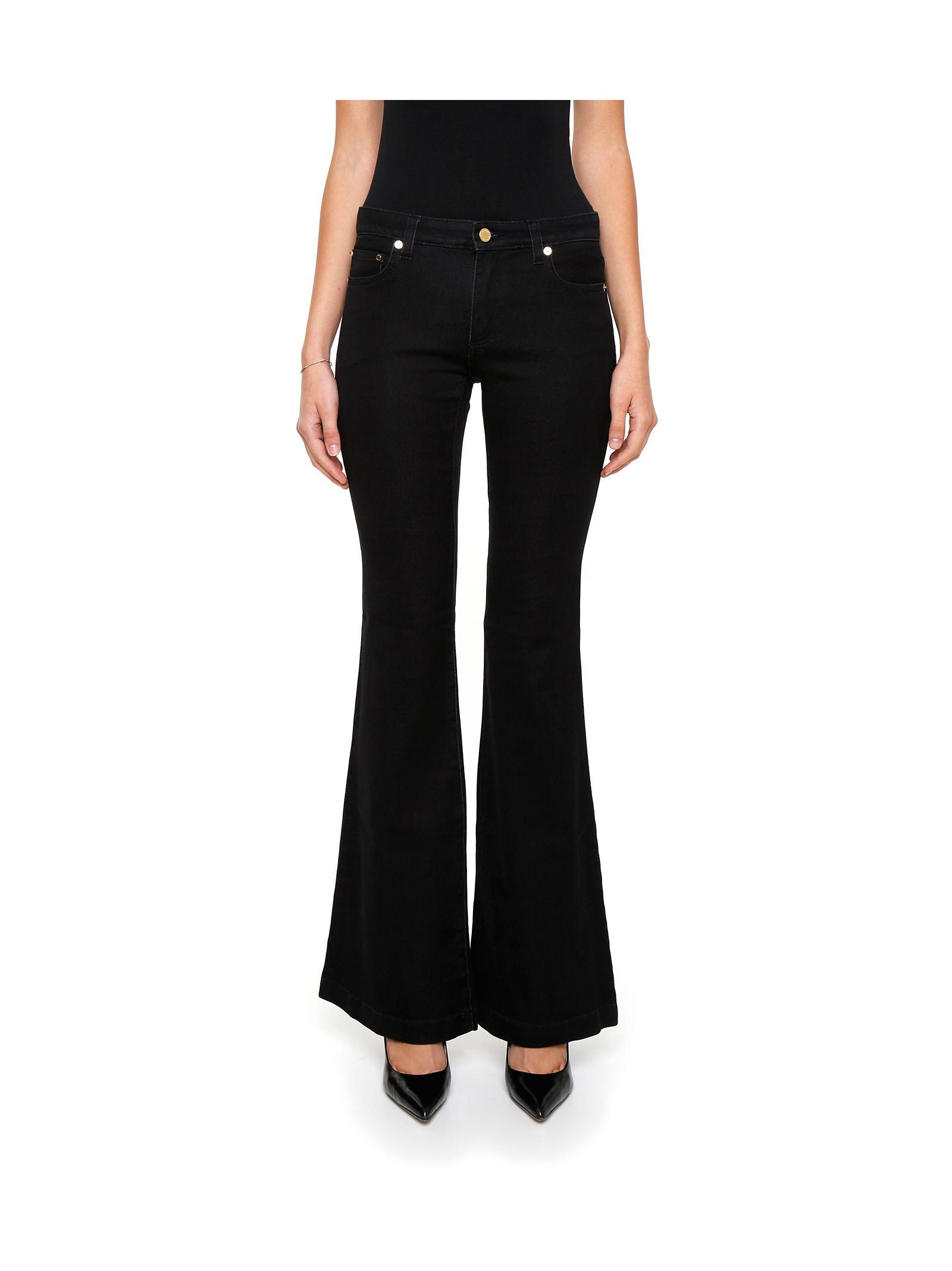 Jeanși de damă Selma by MICHAEL Michael KORS, evazați