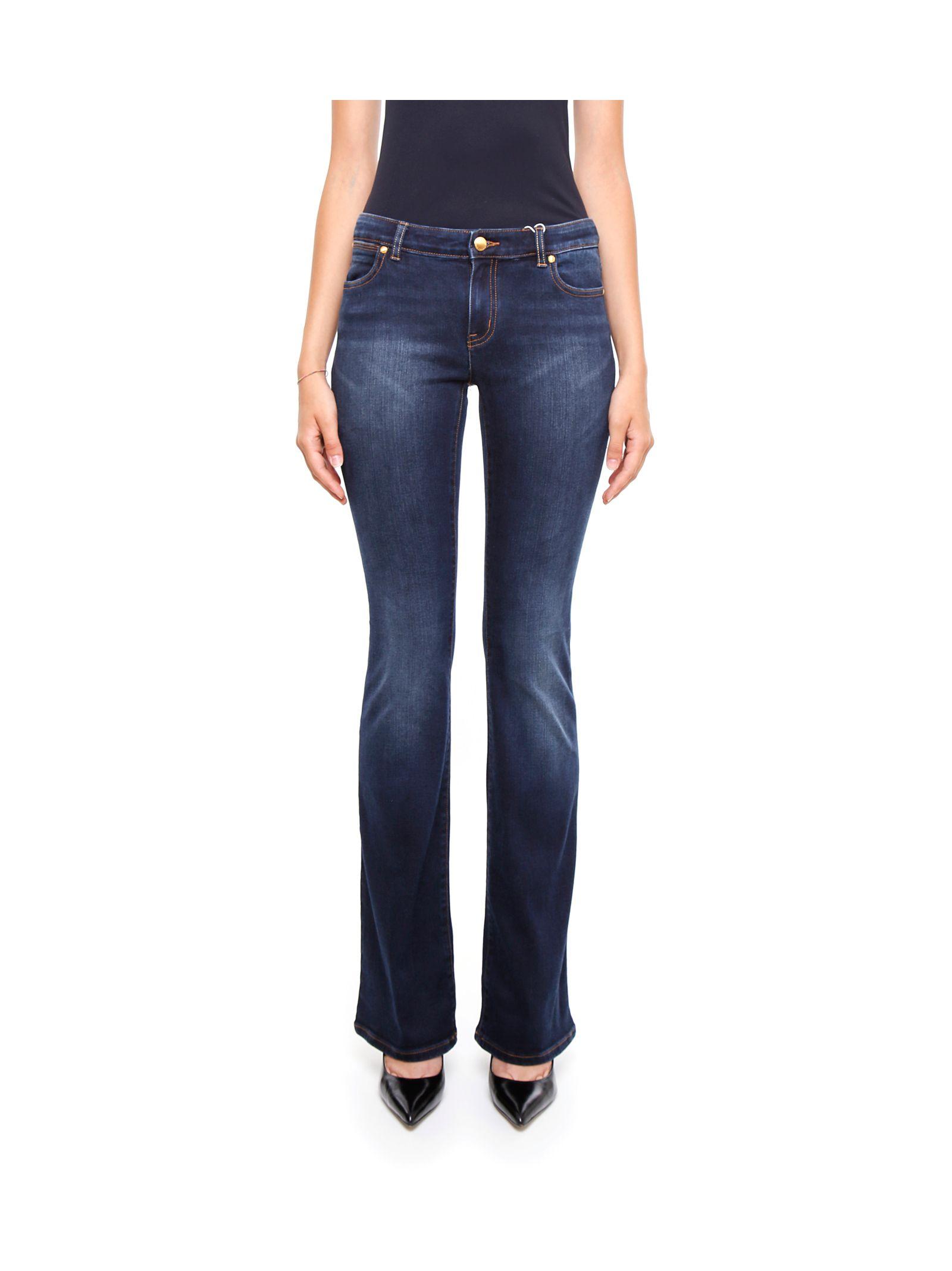 Jeanși de damă Bootcut Izzy by MICHAEL Michael Kors