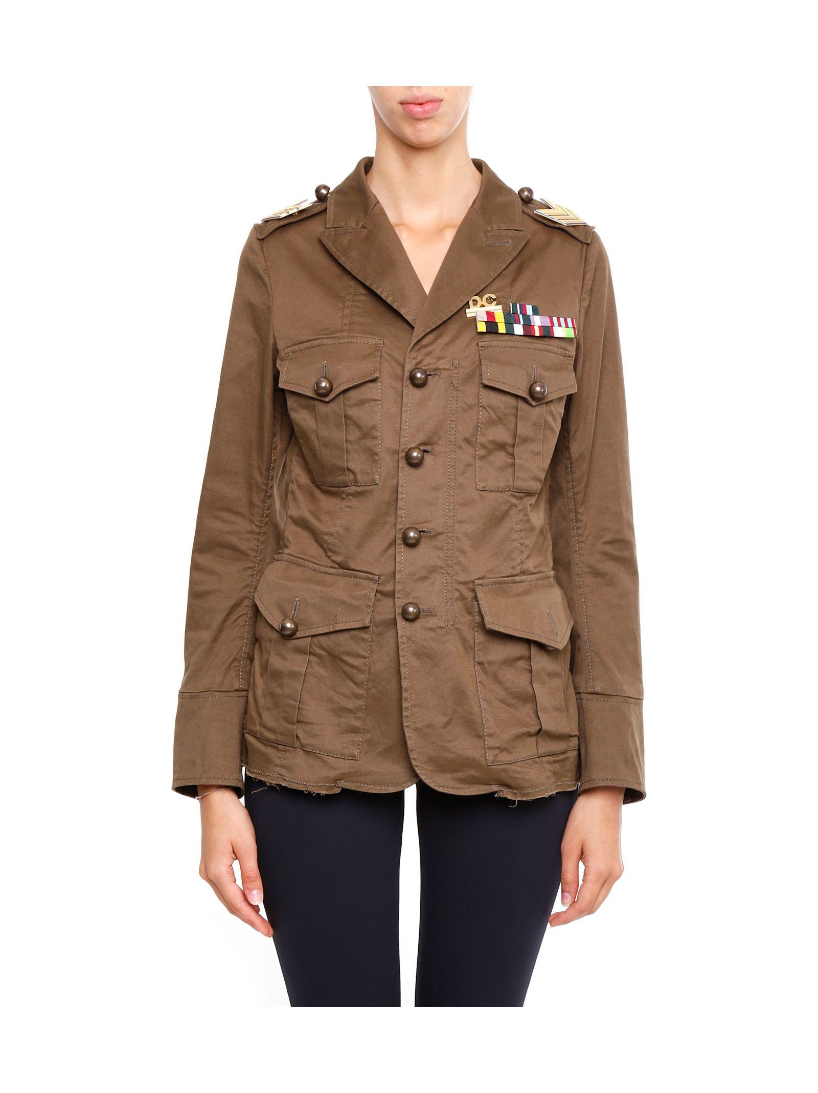 Jachetă de damă DSQUARED2