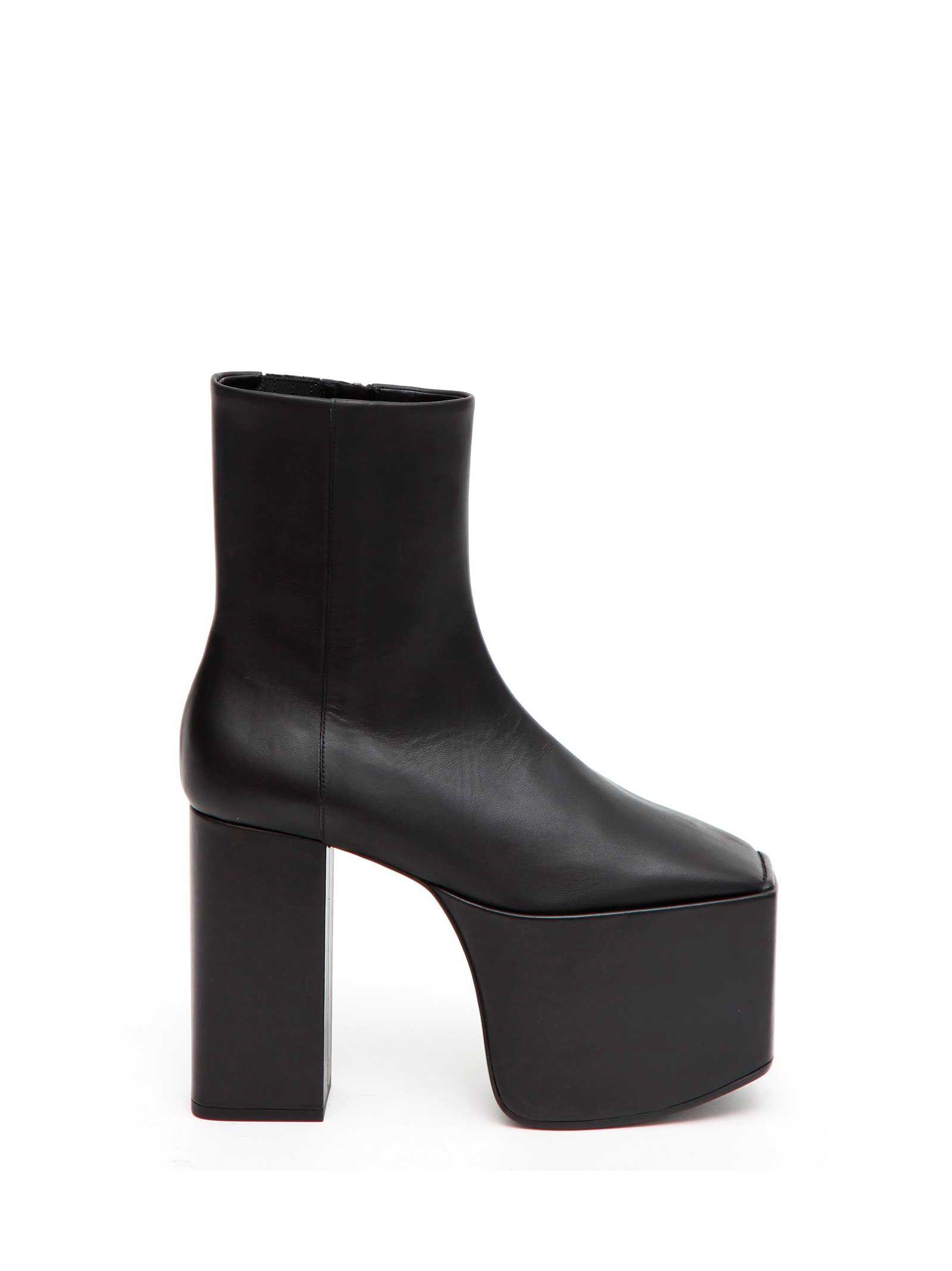 Balenciaga Wedge Boots - Balenciaga - Joy