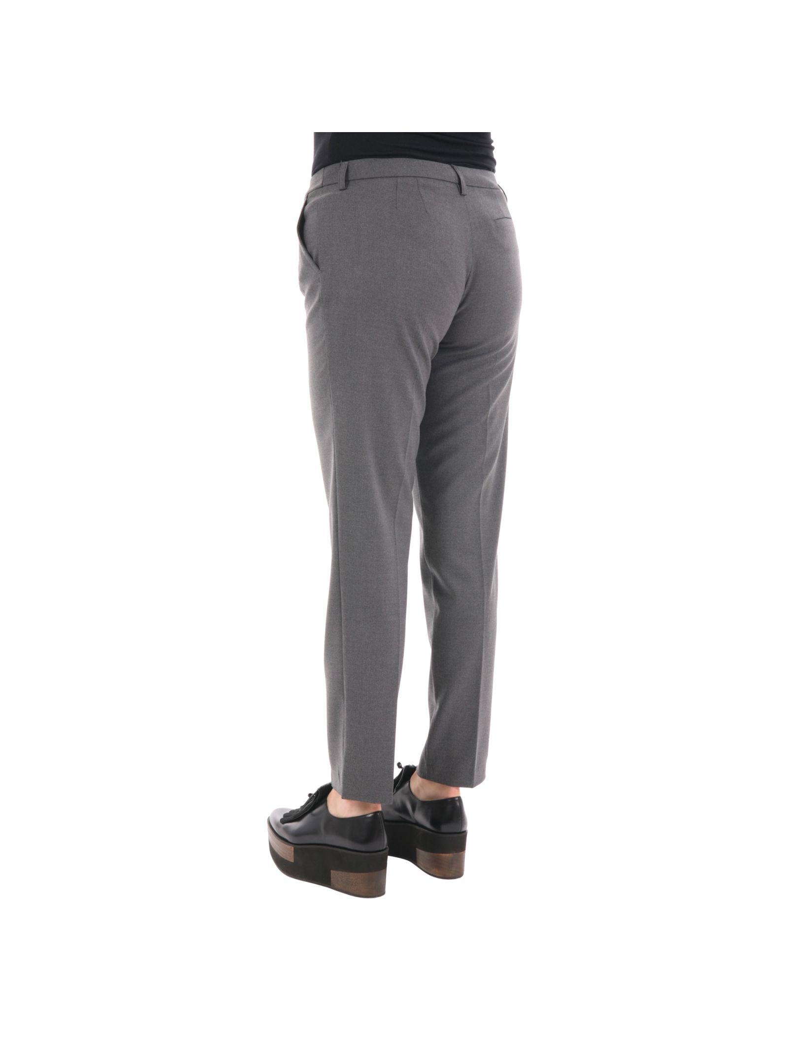Pantaloni de damă TRUSSARDI