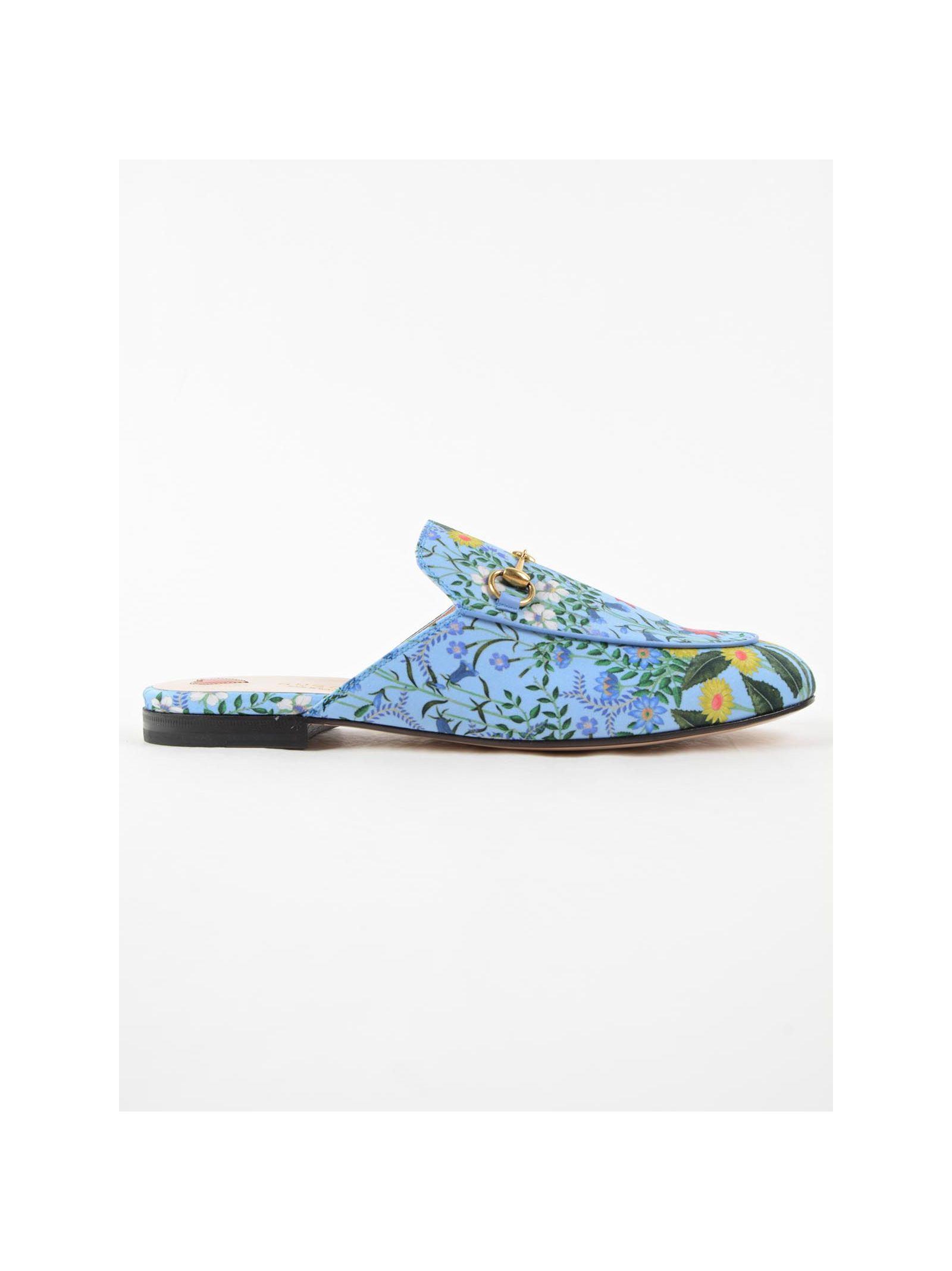 gucci female 451582 gucci new flora sandal