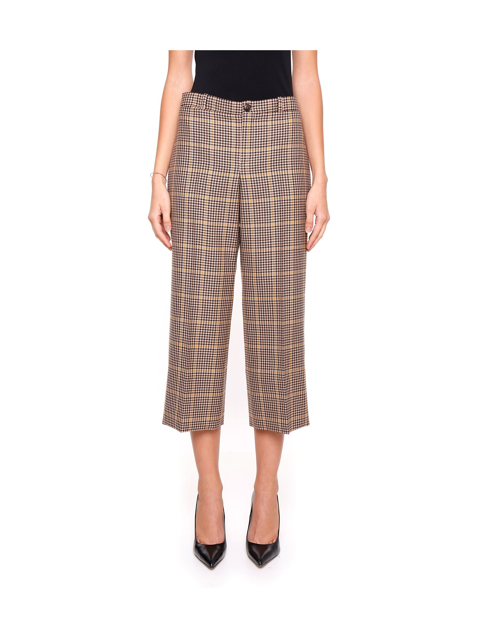 Houndstooth Trousers - Balenciaga - Talent
