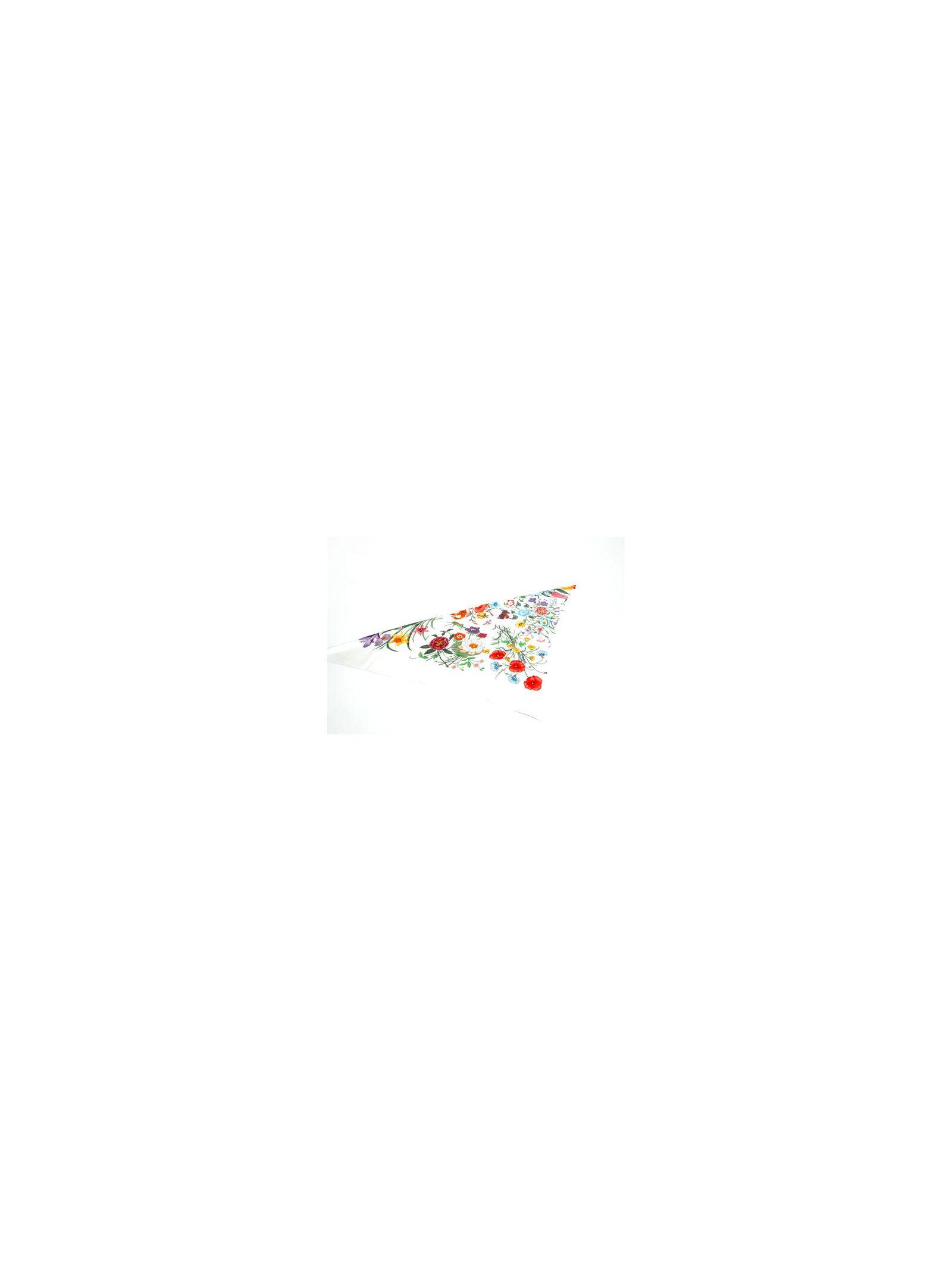gucci female 45883 gucci foulard flora 90x90