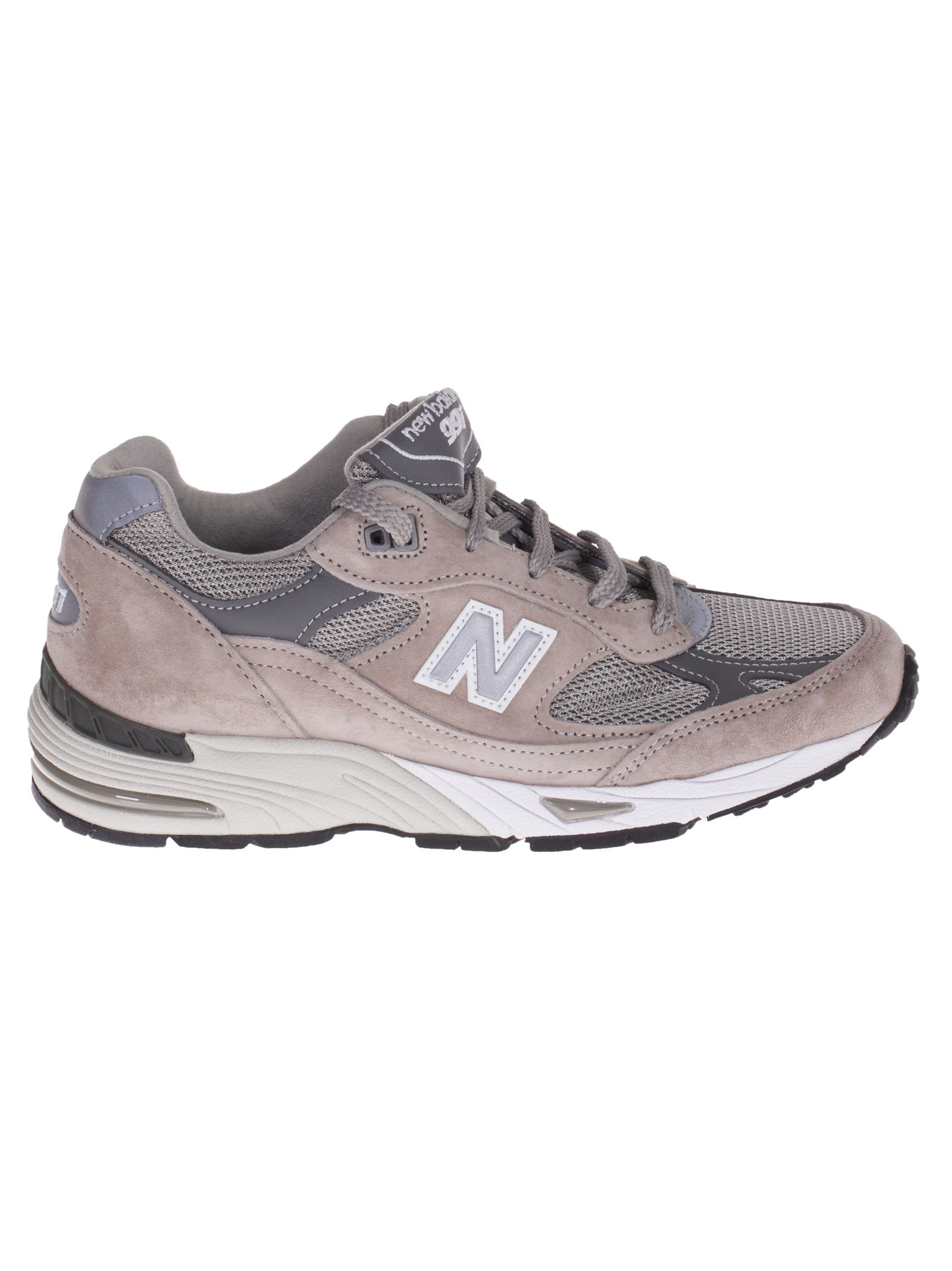 Grey New Balance 991 Sneakers - New Balance - Jake