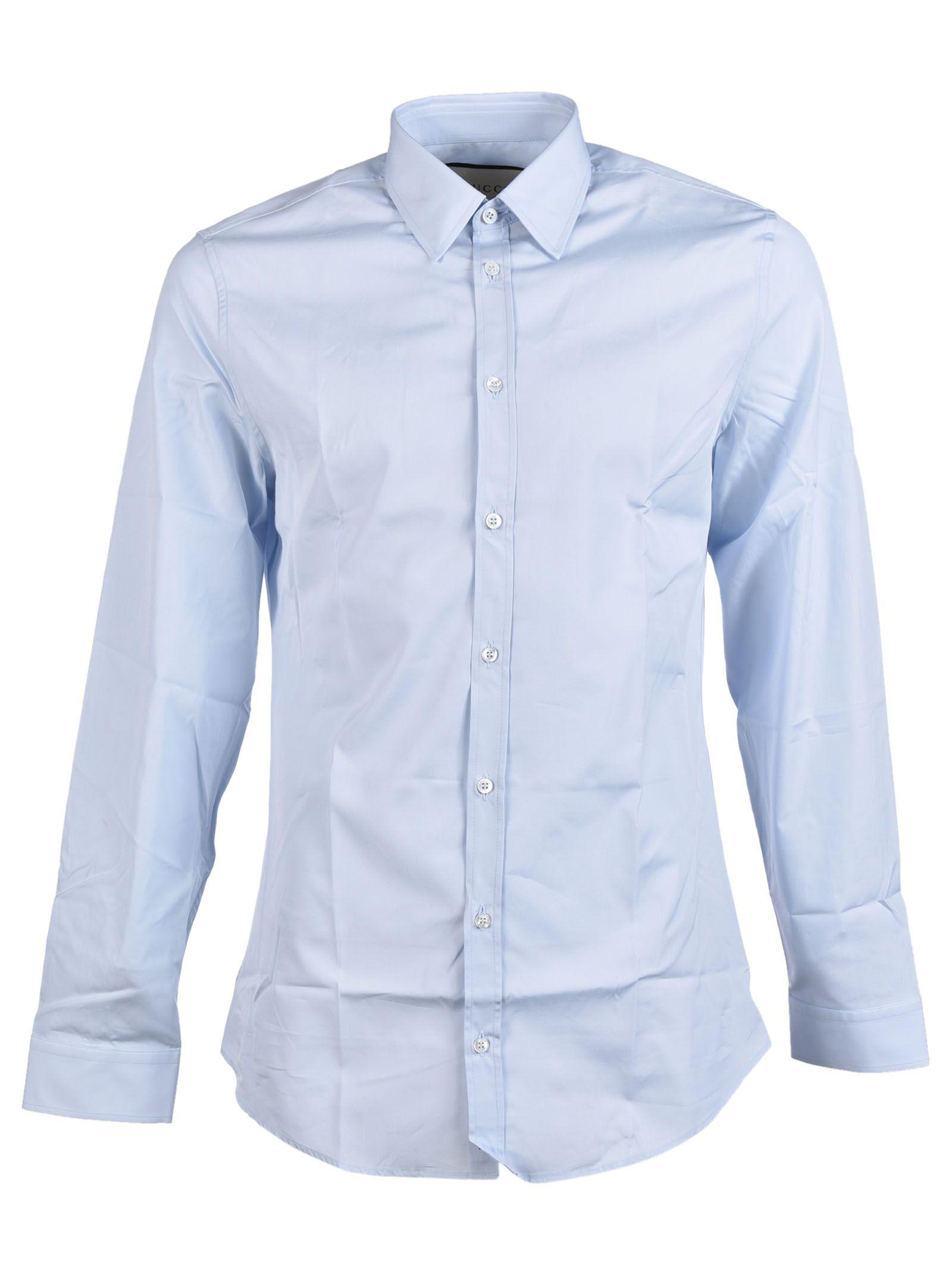 gucci male  gucci classic shirt