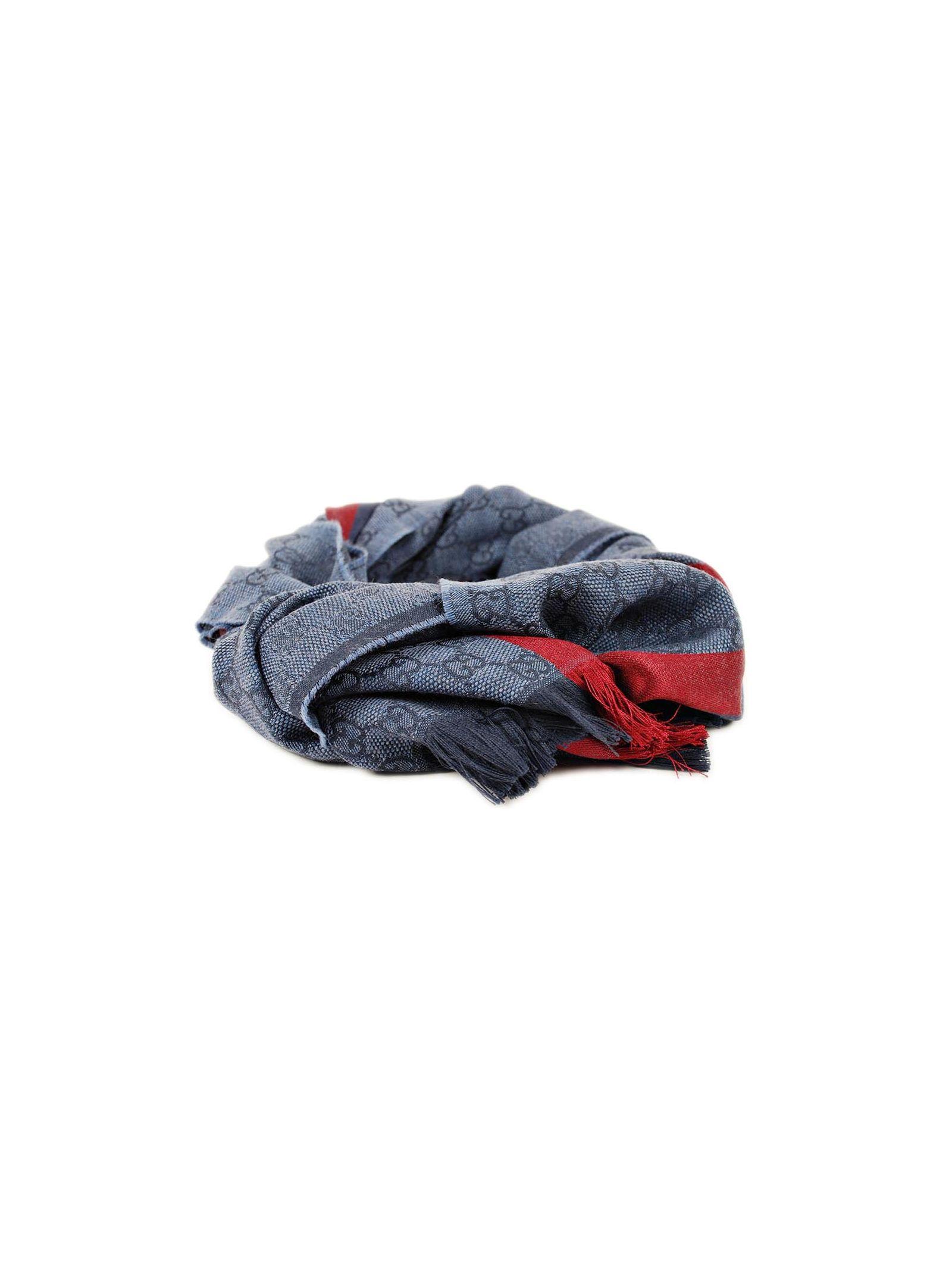 gucci male 124277 gucci verbier scarf