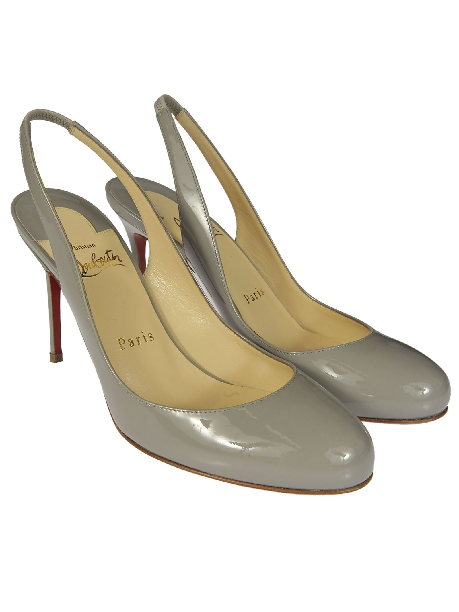 christian louboutin female christian louboutin fifi sling pumps