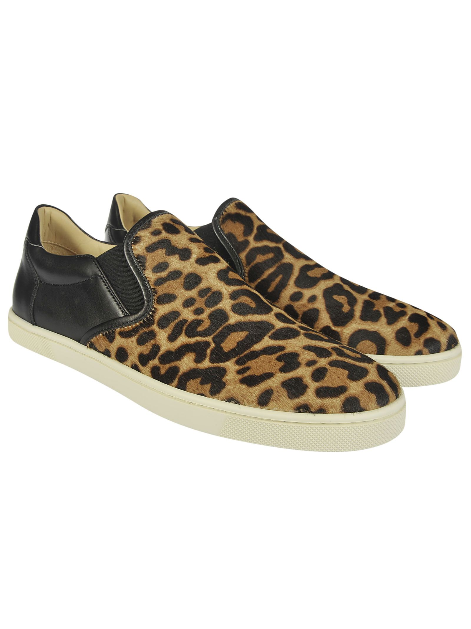 christian louboutin female christian louboutin master key flat sleeper