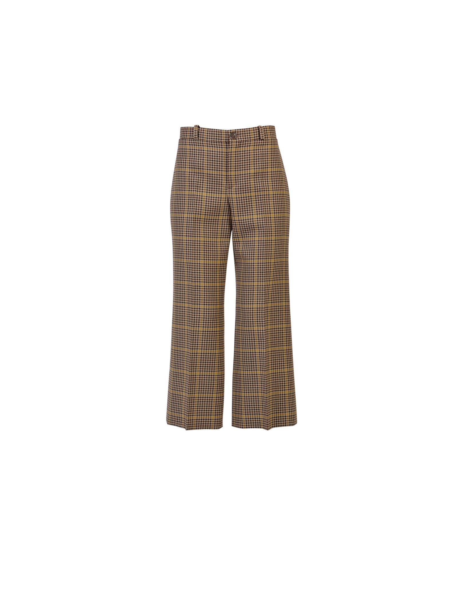 Balenciaga Check Trousers - Balenciaga - Axa 3