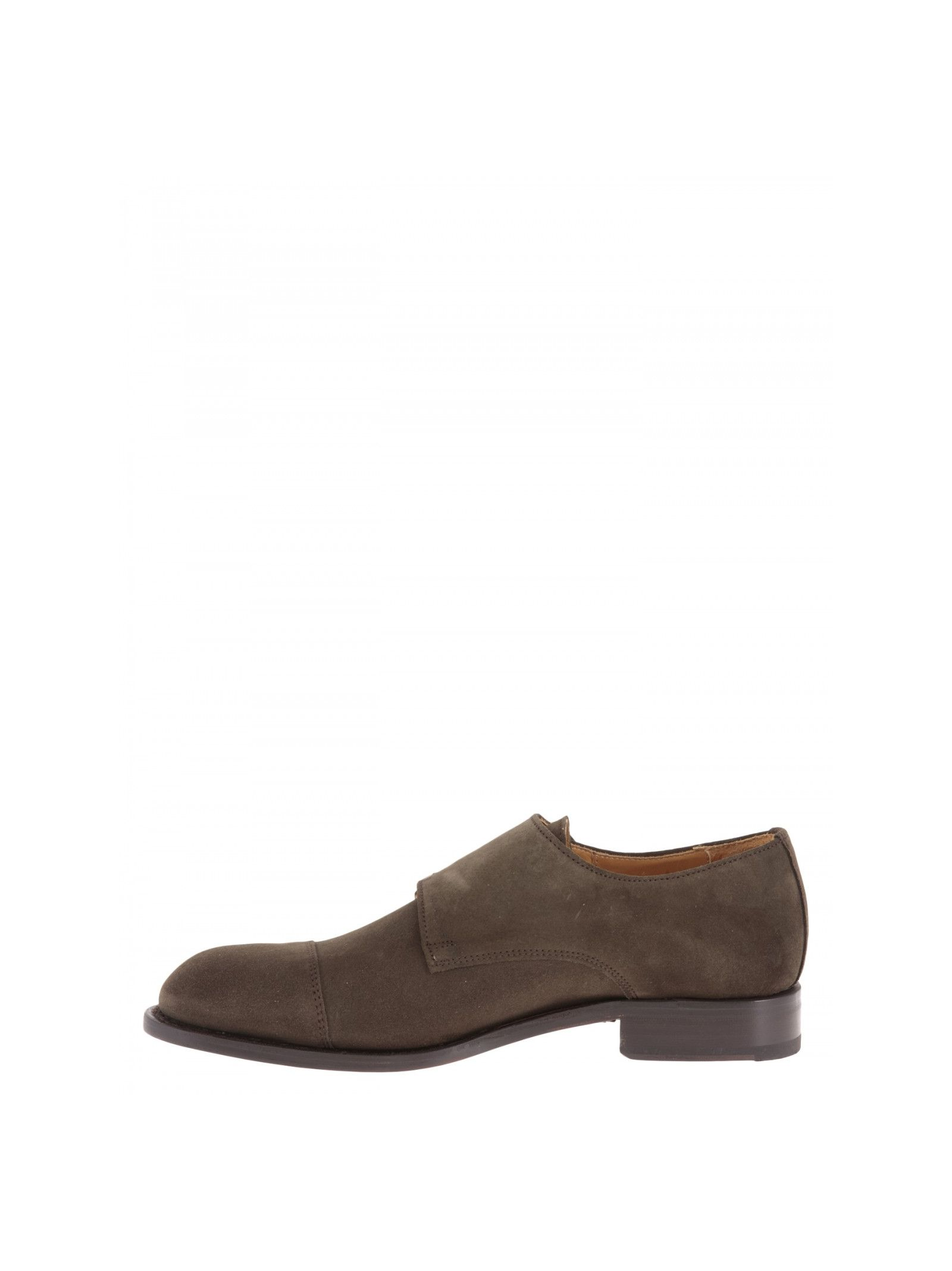 Berwick 1707 Lace Shoes Homme Brown