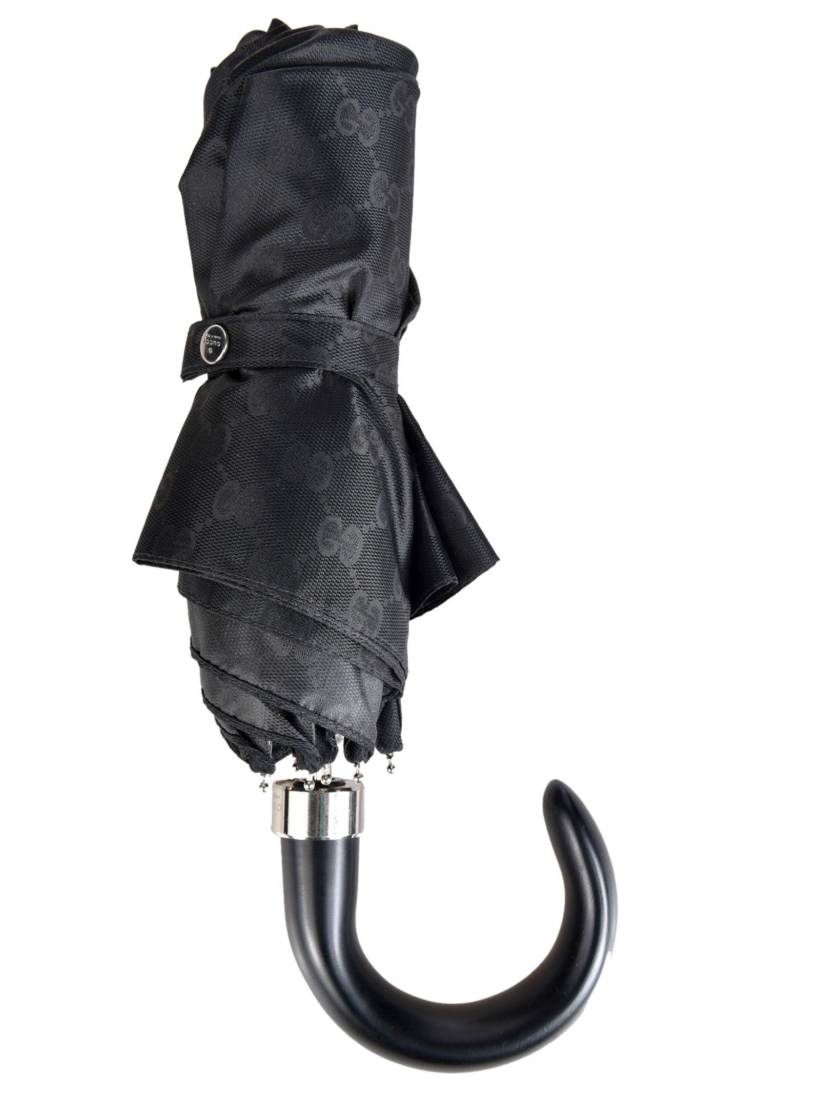 gucci male gucci folding umbrella
