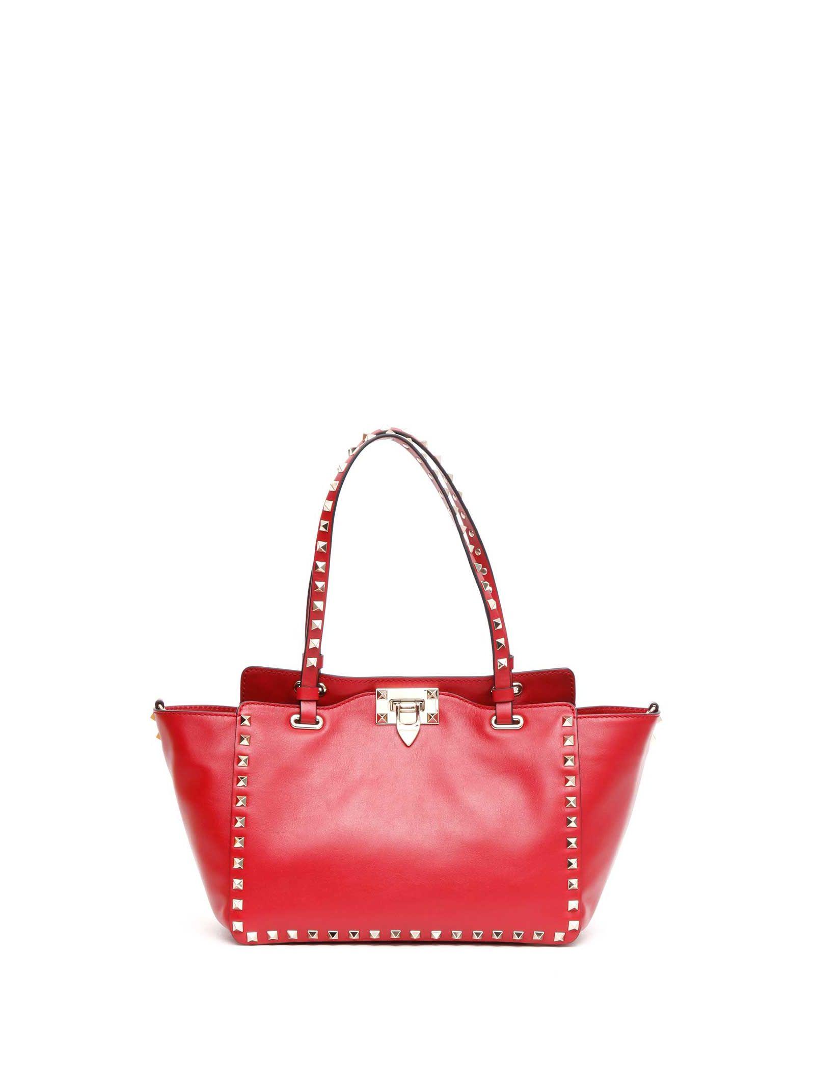 Valentino Garavani rockstud Shopping Bag