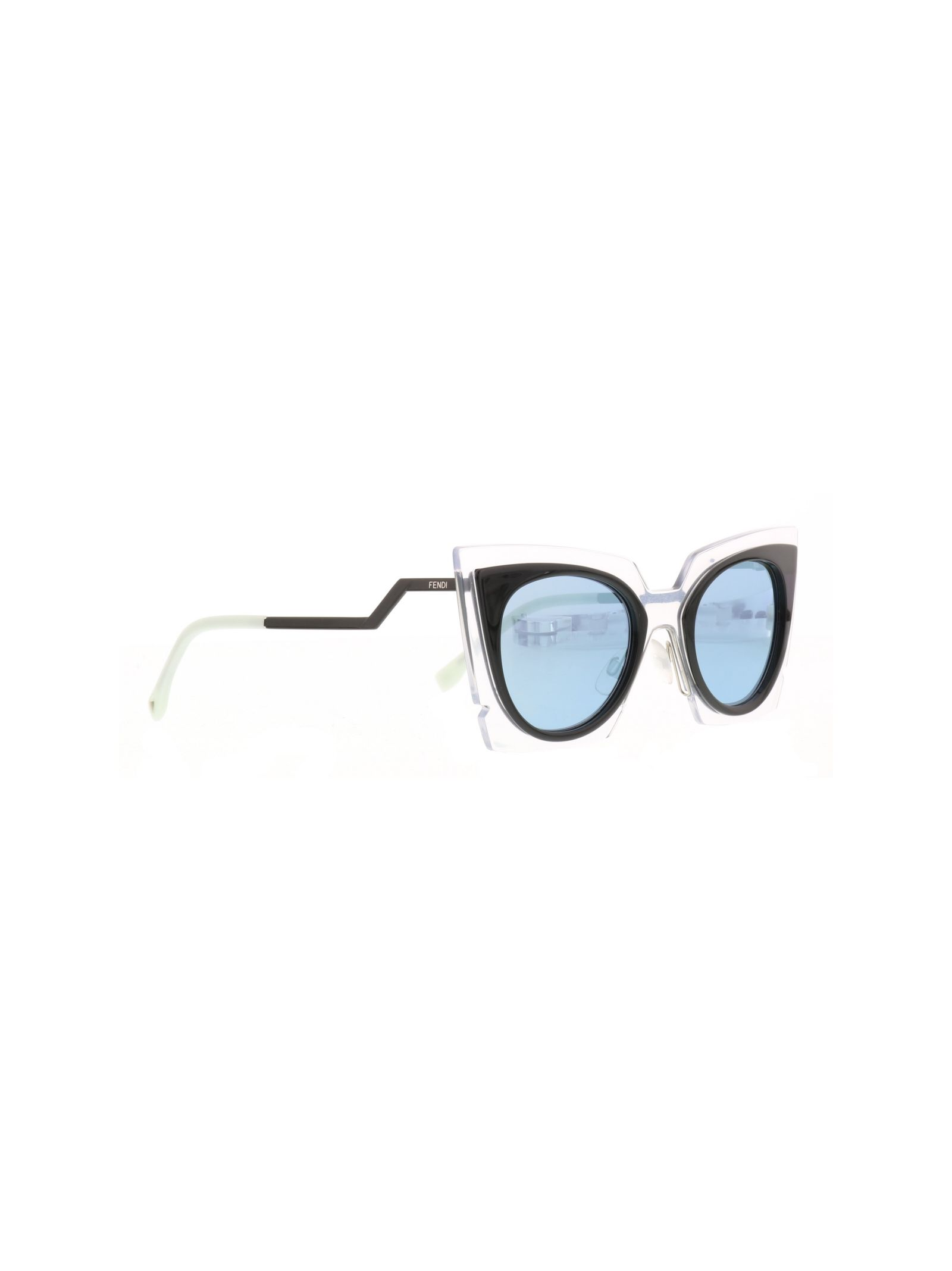 Fendi Eyeshine Sunglasses - Fendi - Andrea 2
