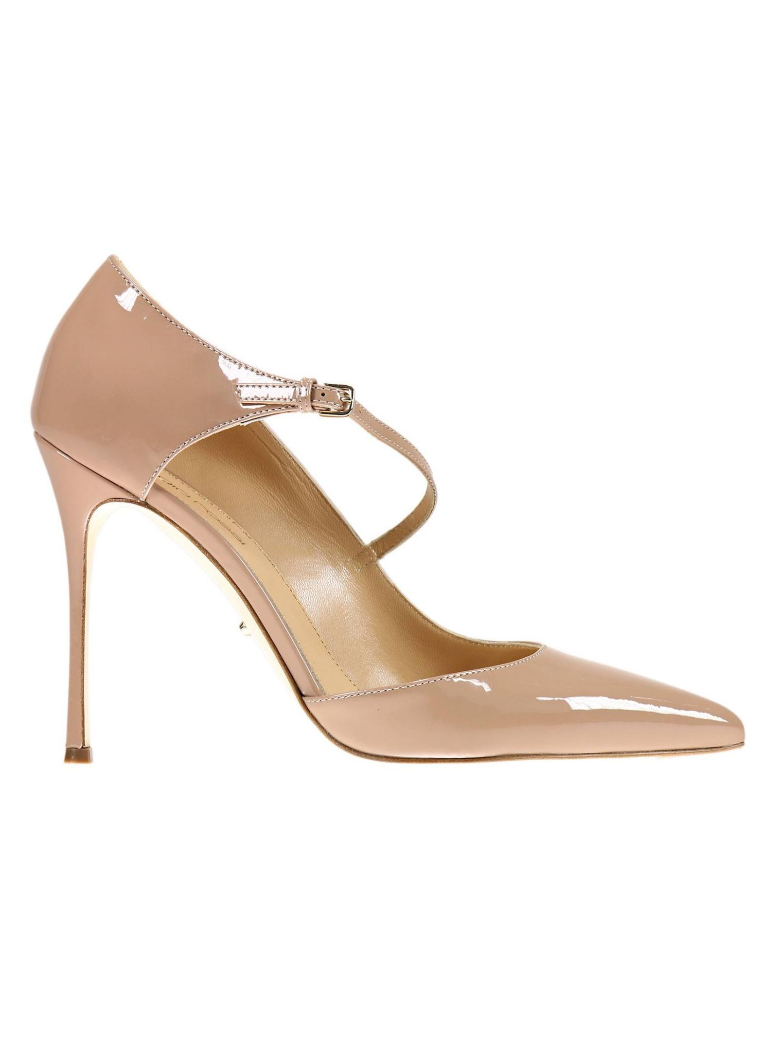 sergio rossi female  heels shoes woman sergio rossi