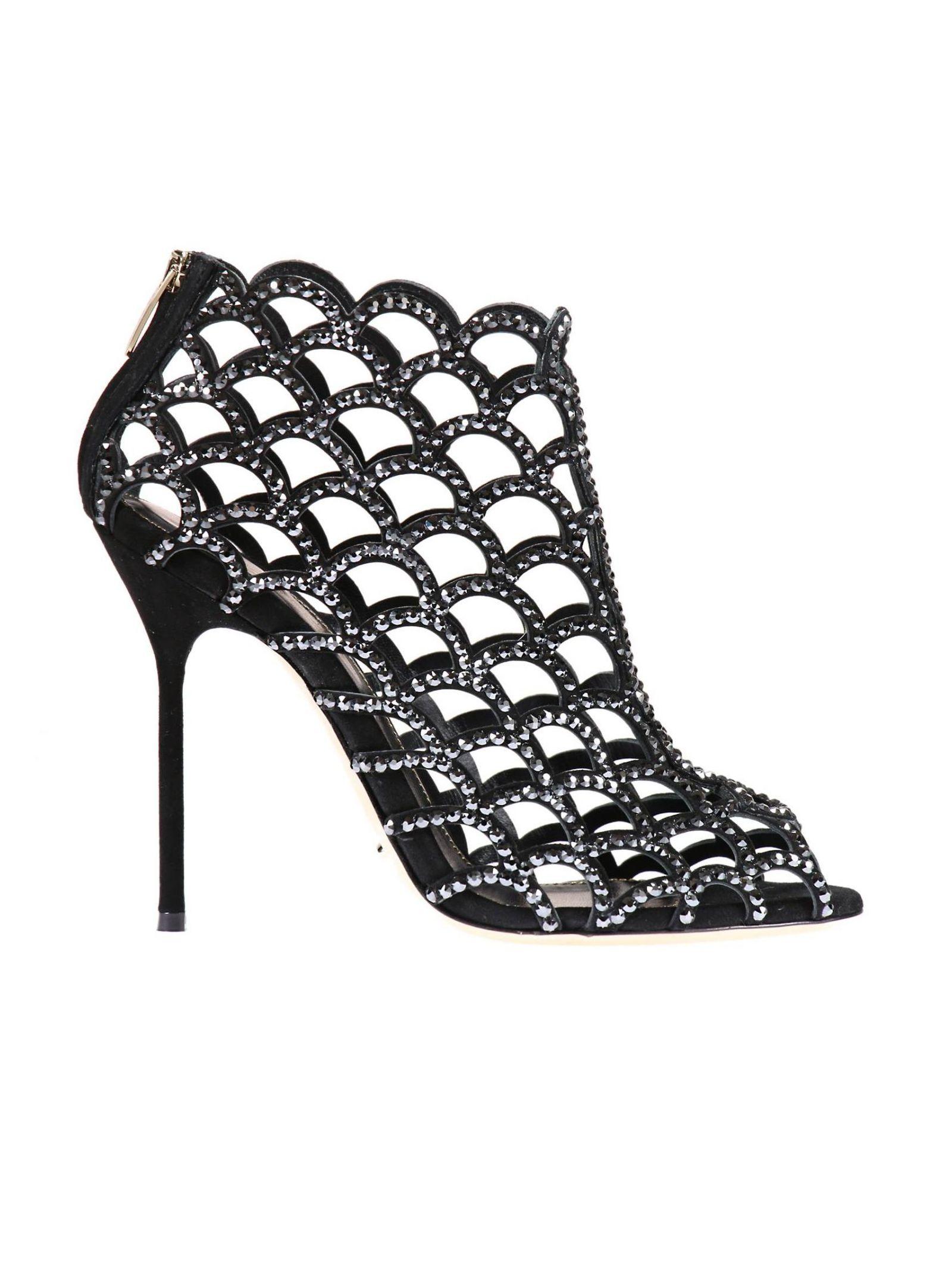 sergio rossi female 188971 heels shoes woman sergio rossi
