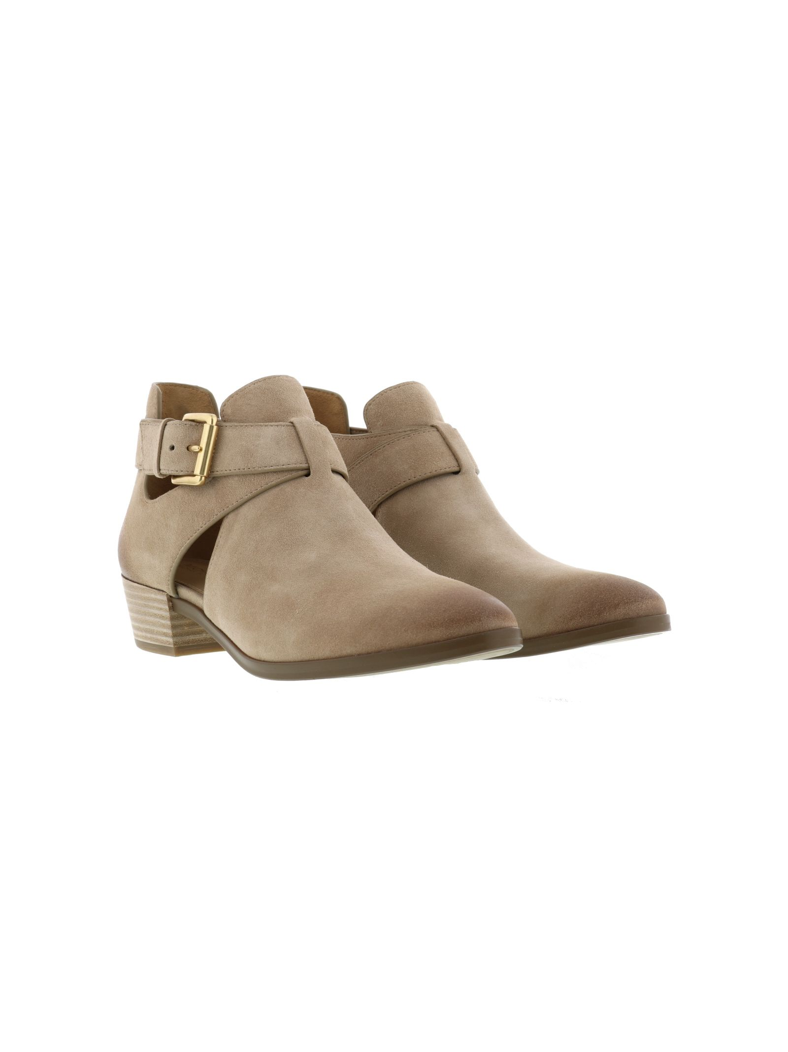 michael kors female michael kors mercer ankle boots