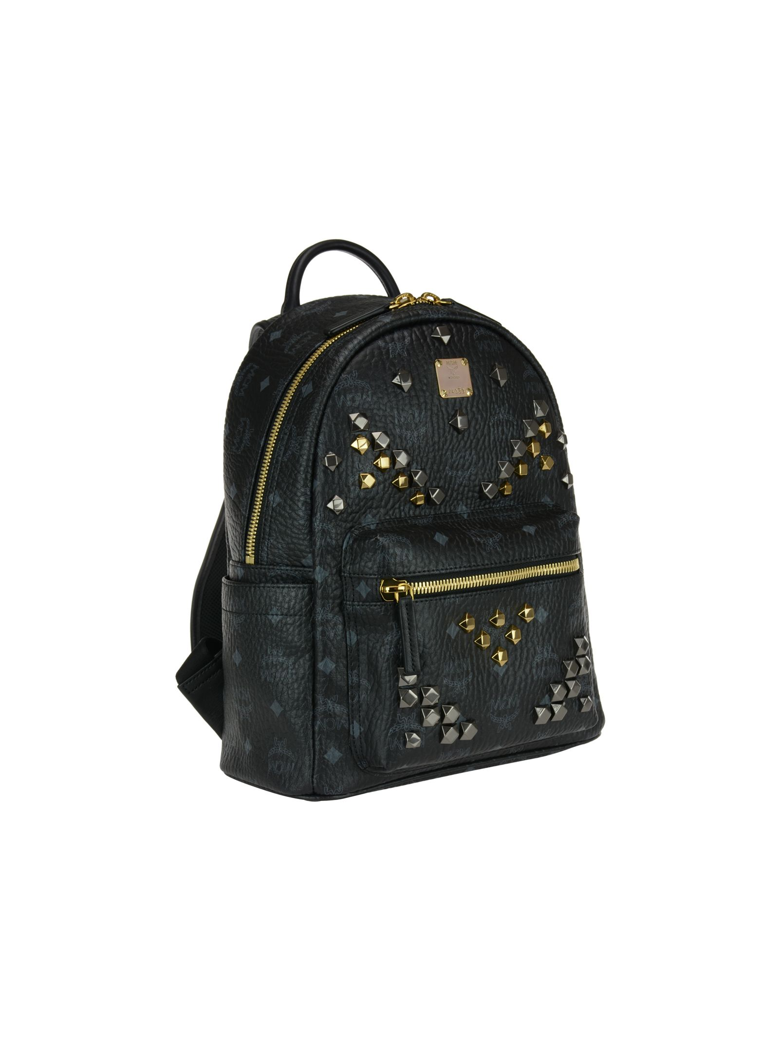 Mcm Stark Small Backpack - MCM - Andrea 2