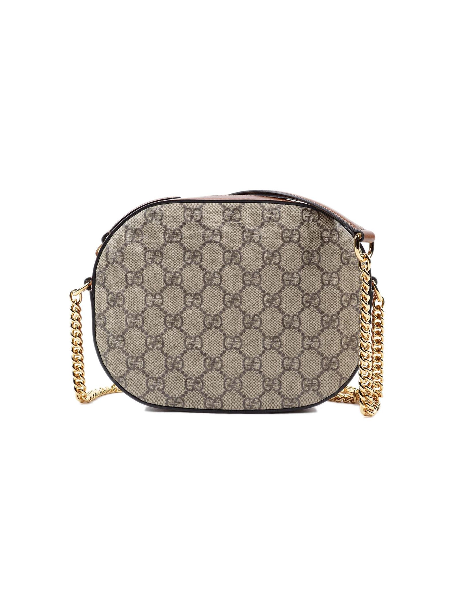 gucci female 124860 gucci gg supreme linea a bag