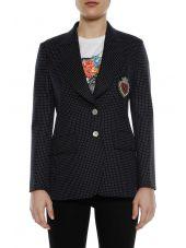 Gucci Vintage Pois Blazer