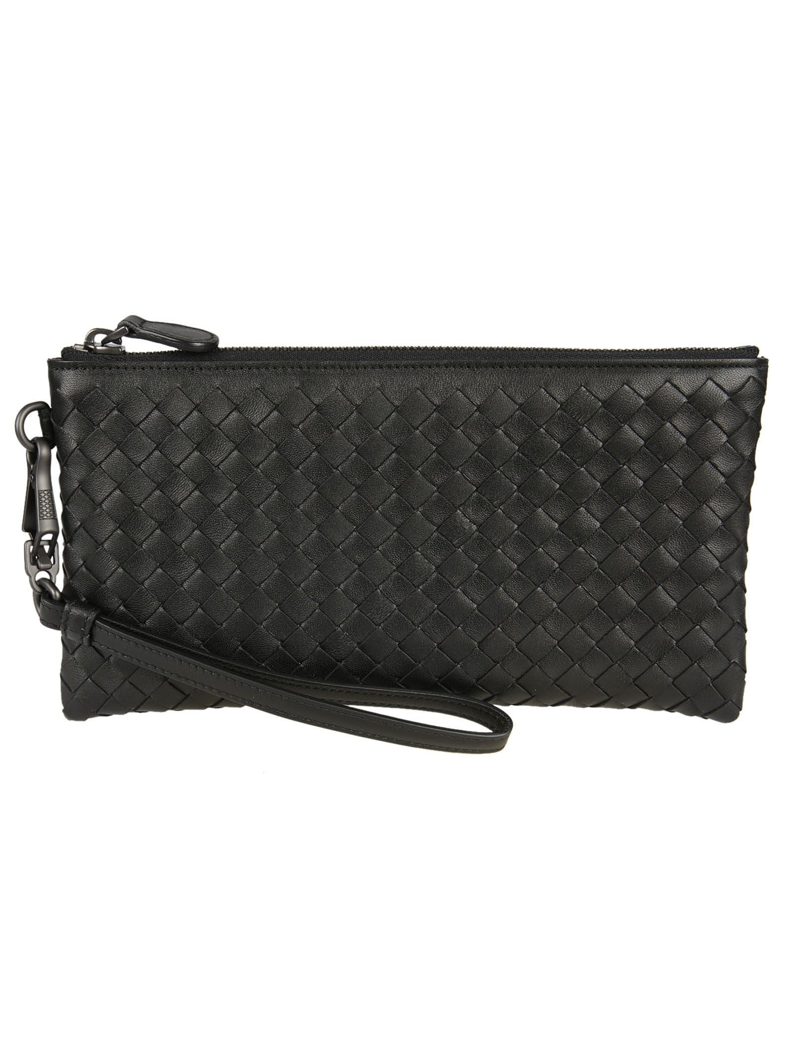 Bottega Veneta Zipped Clutch