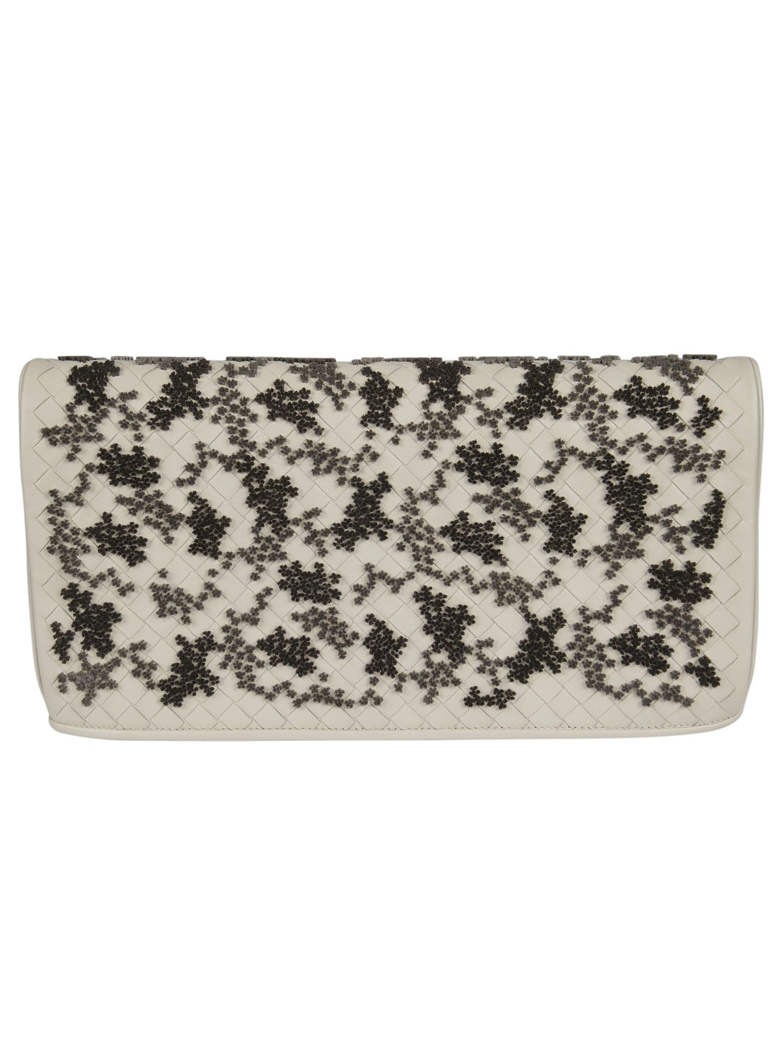 Bottega Veneta Bouquet Mist Clutch