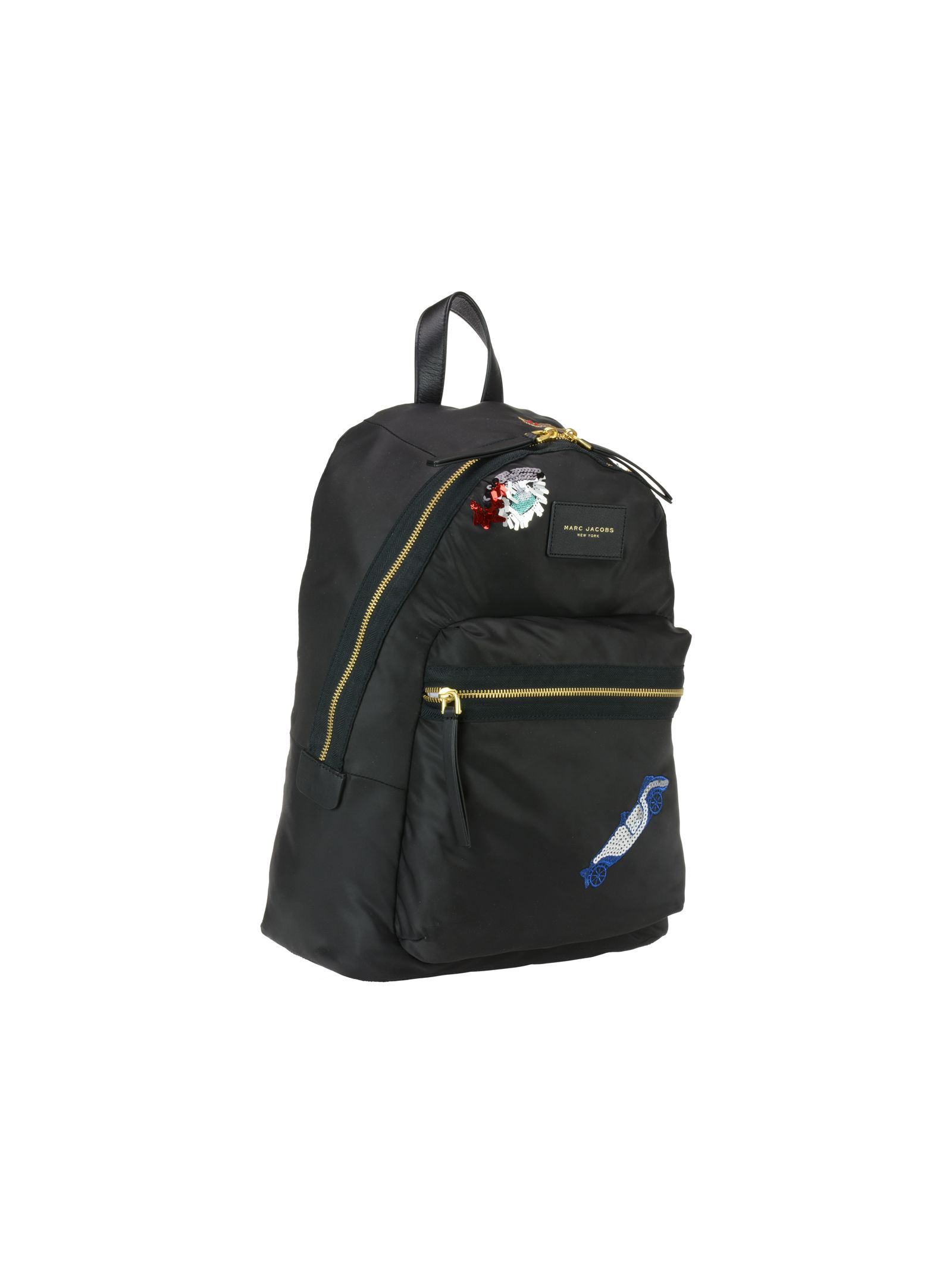 marc jacobs female marc jacobs vintage collage backpack