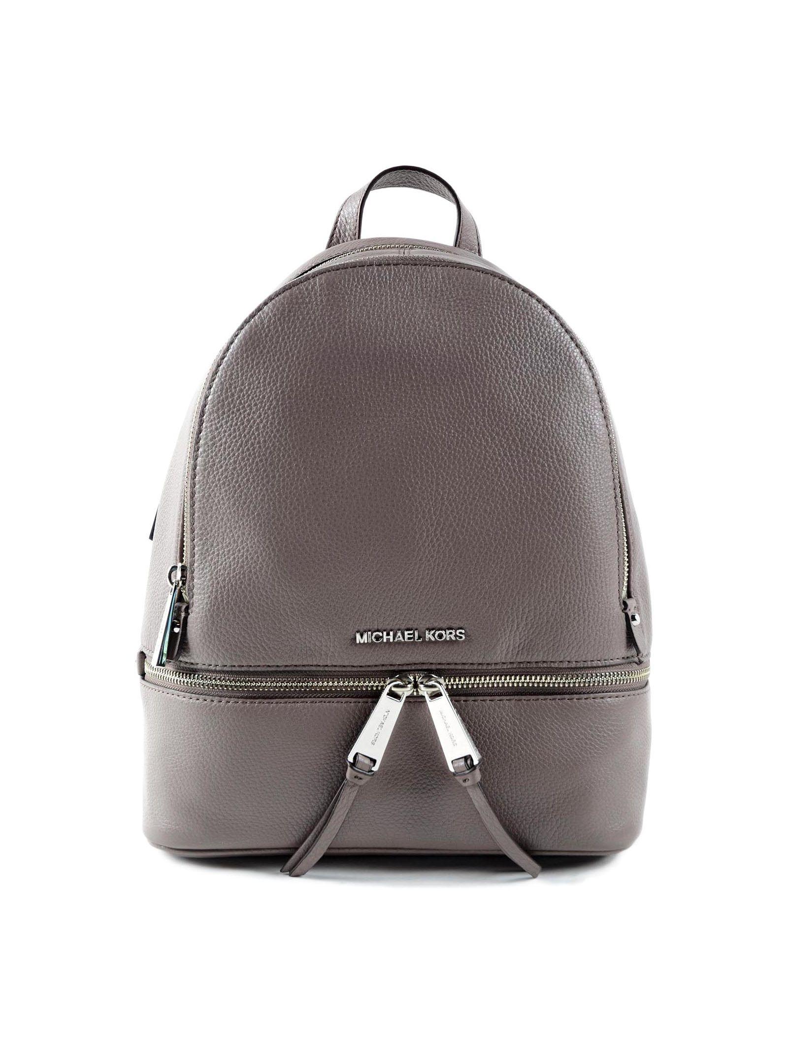 michael kors female michael kors rhea zip md backpack