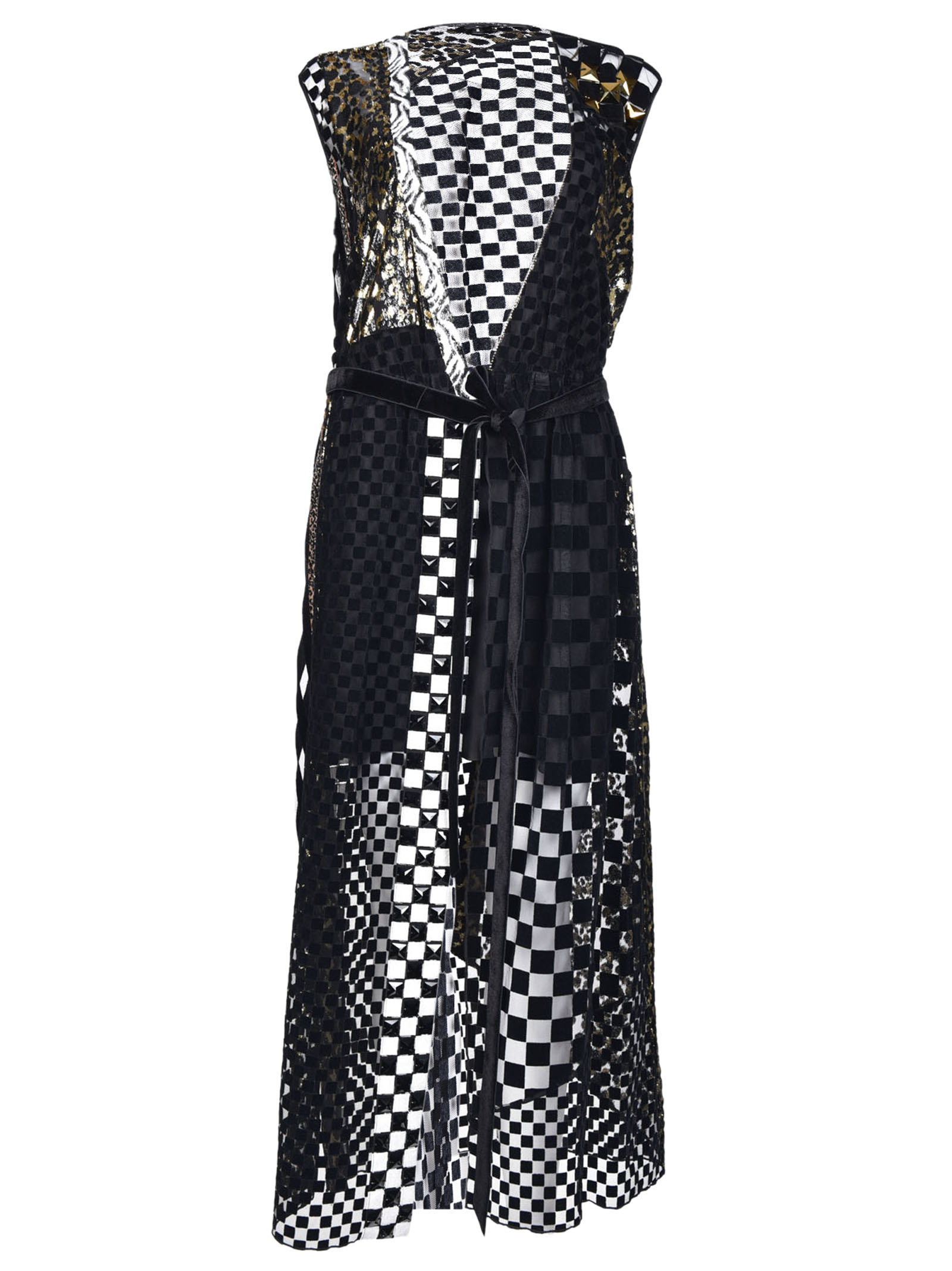 marc jacobs female marc jacobs studded dress