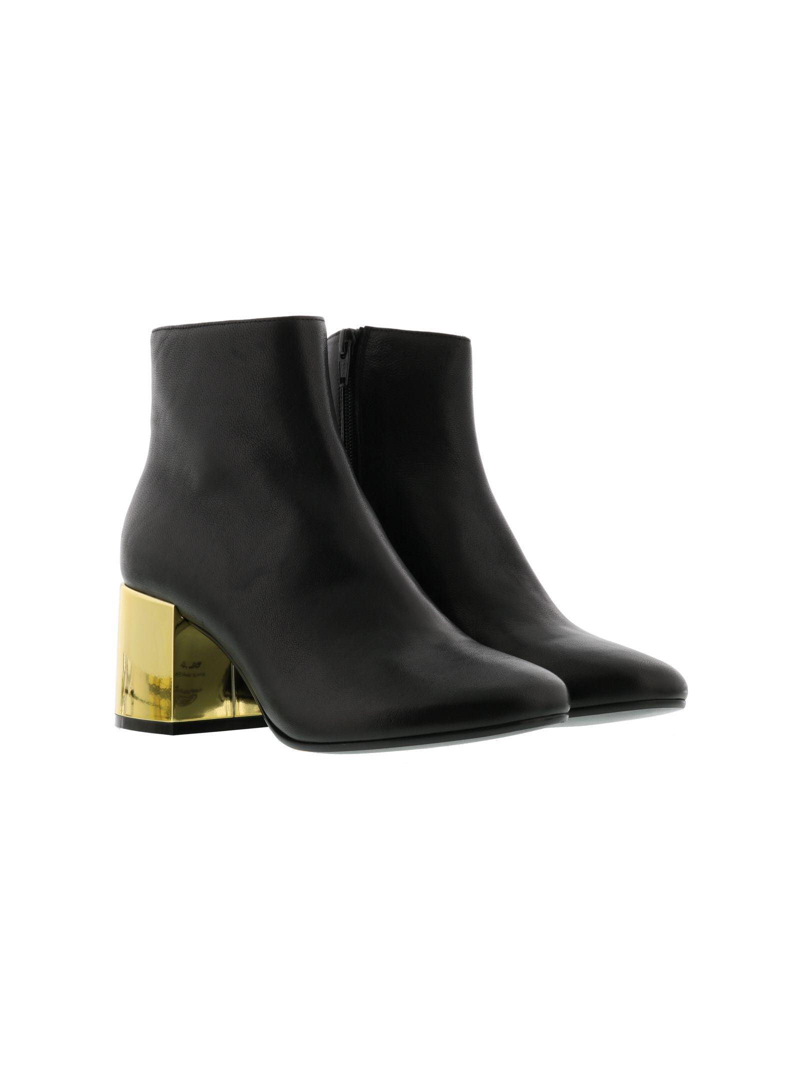 mm6 maison margiela female mm6 maison margiela ankle boots