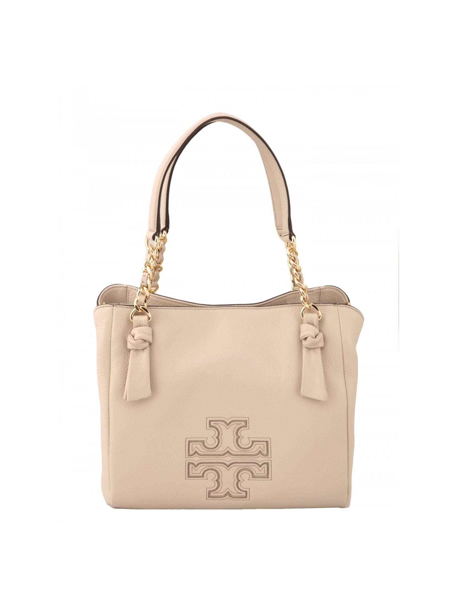 tory burch female tory burch pebbled leather bag