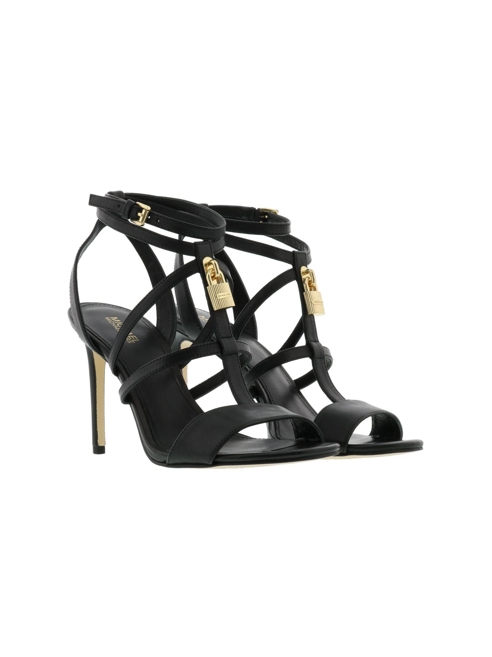 michael kors female michael kors antoniette sandals