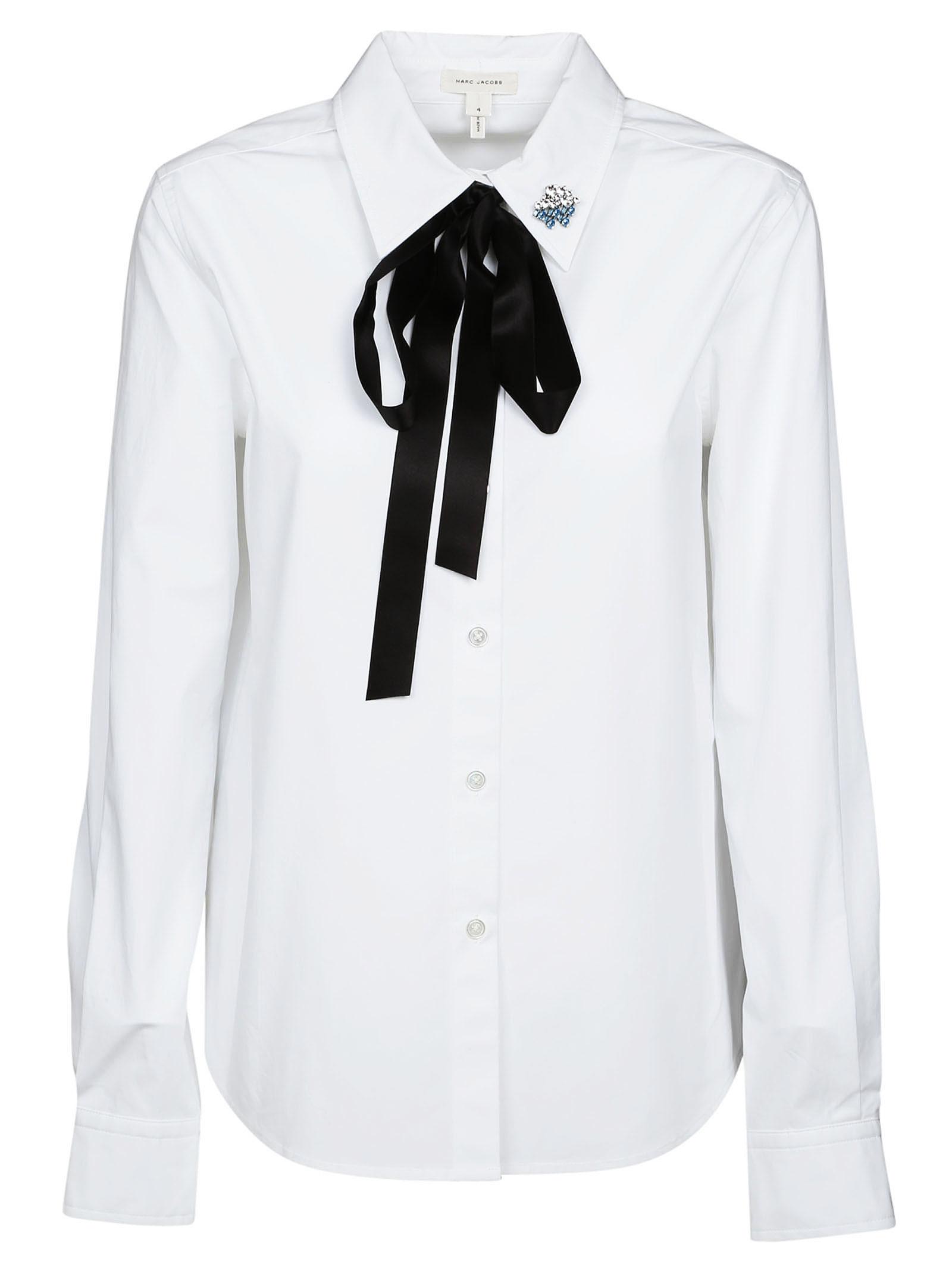 marc jacobs female marc jacobs poplin shirt