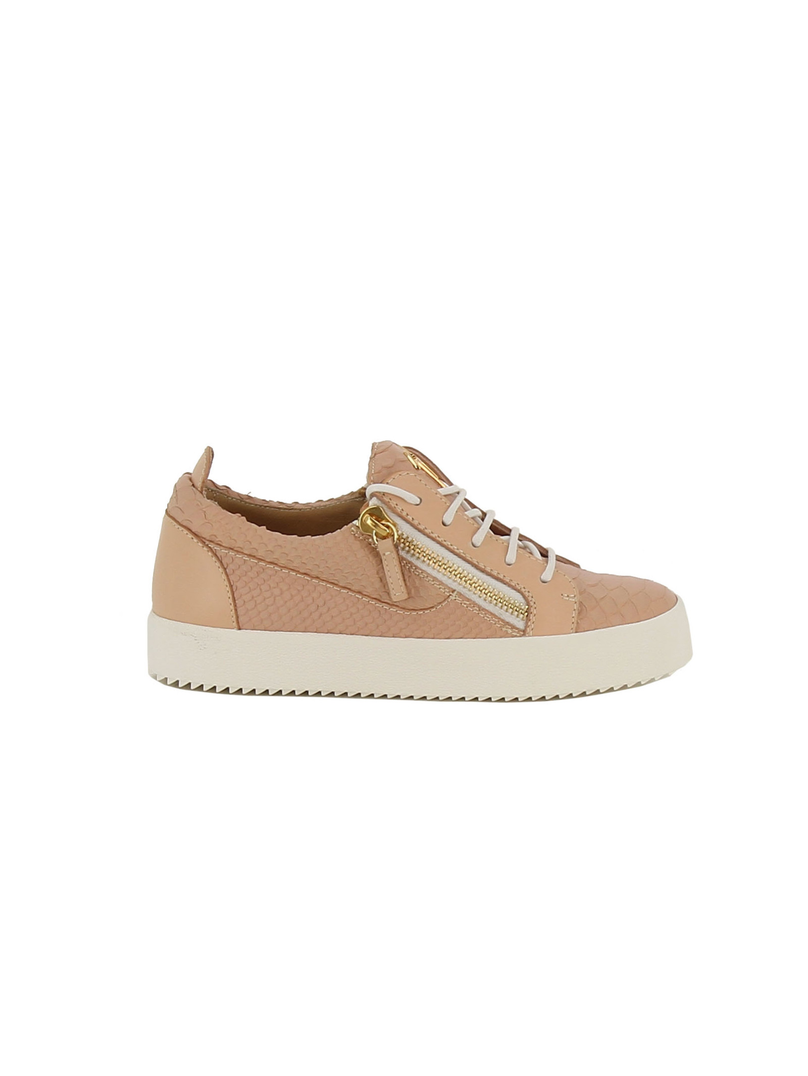 giuseppe zanotti female giuseppe zanotti frankie lowtop sneakers
