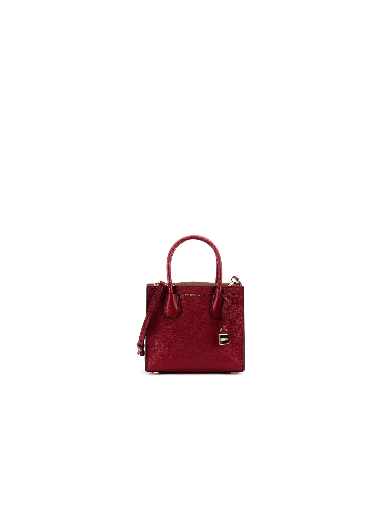 michael kors female cherry mercer medium tote