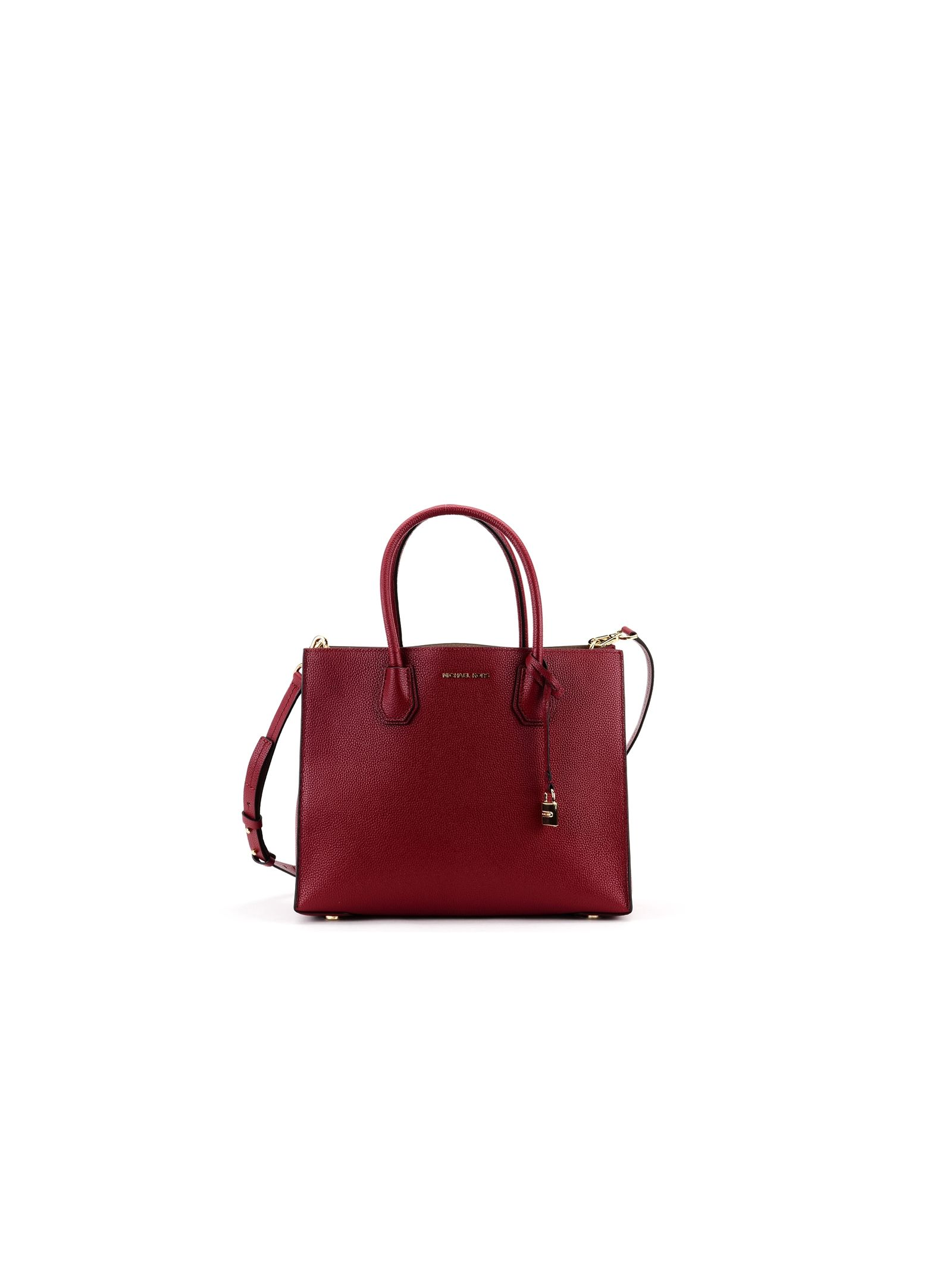 michael kors female cherry mercer large tote