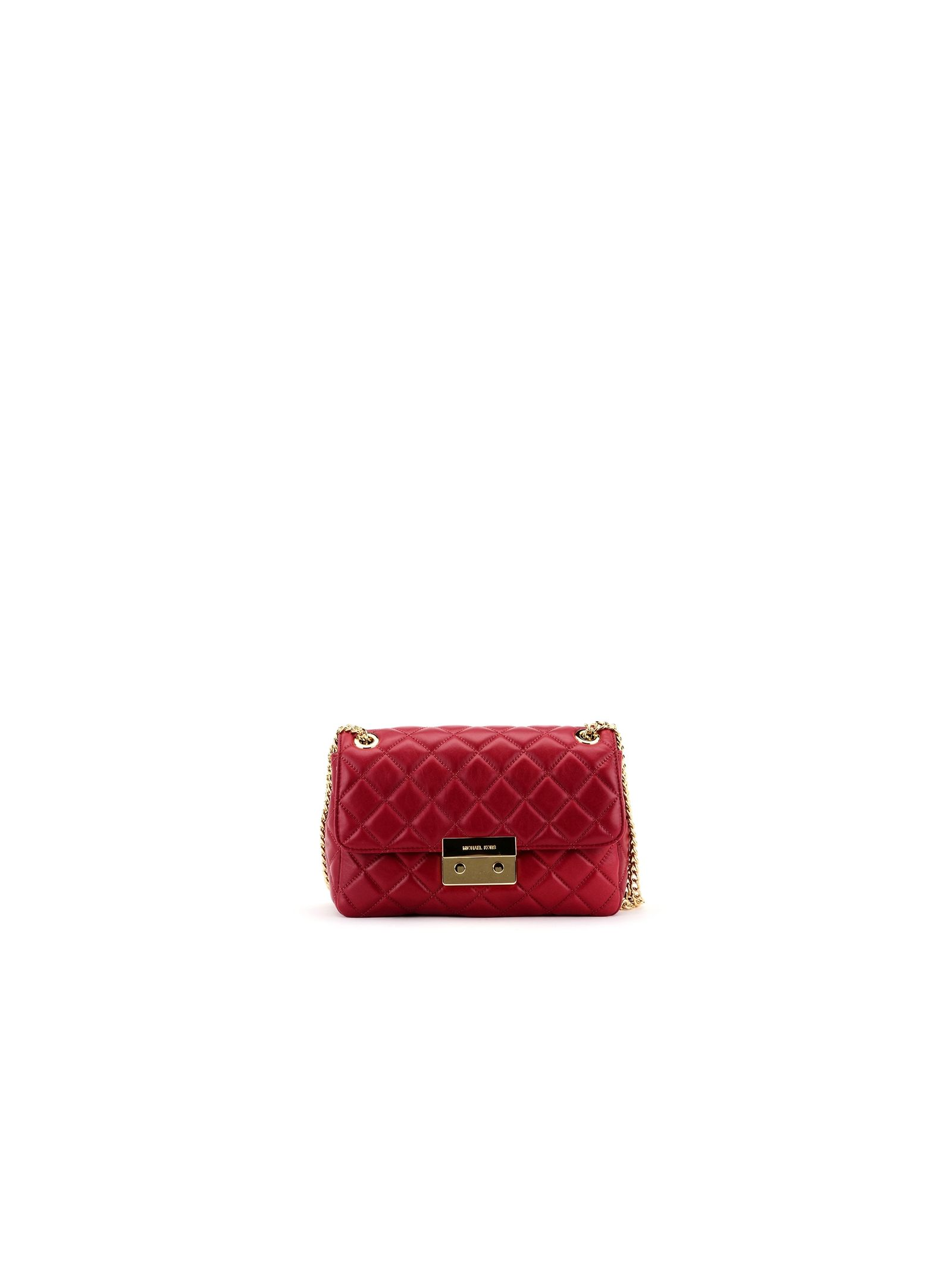 michael kors female cherry sloan crossbody