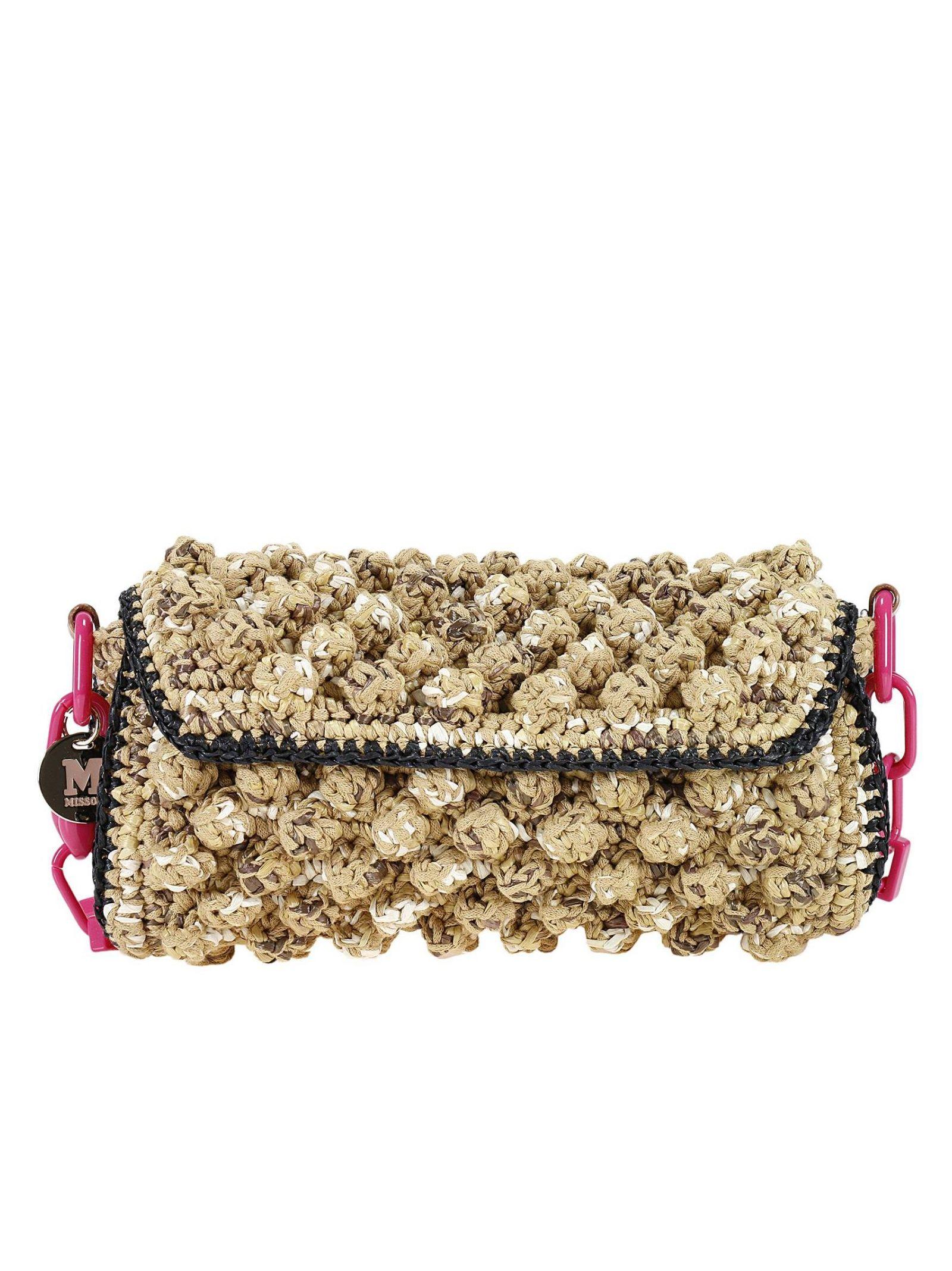 m missoni female clutch handbag women m missoni