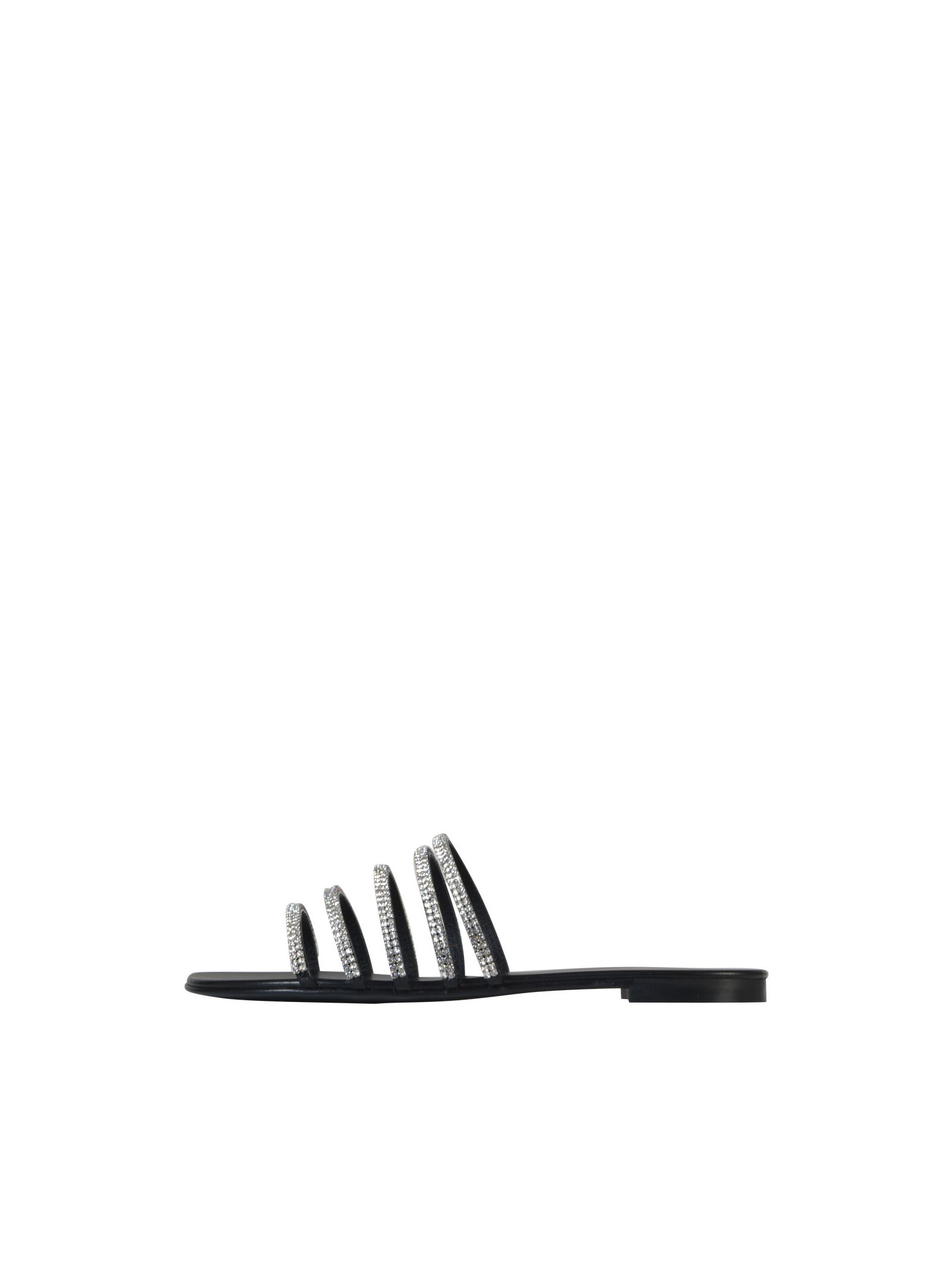 giuseppe zanotti female giuseppe zanotti nuvoroll sandals with strass