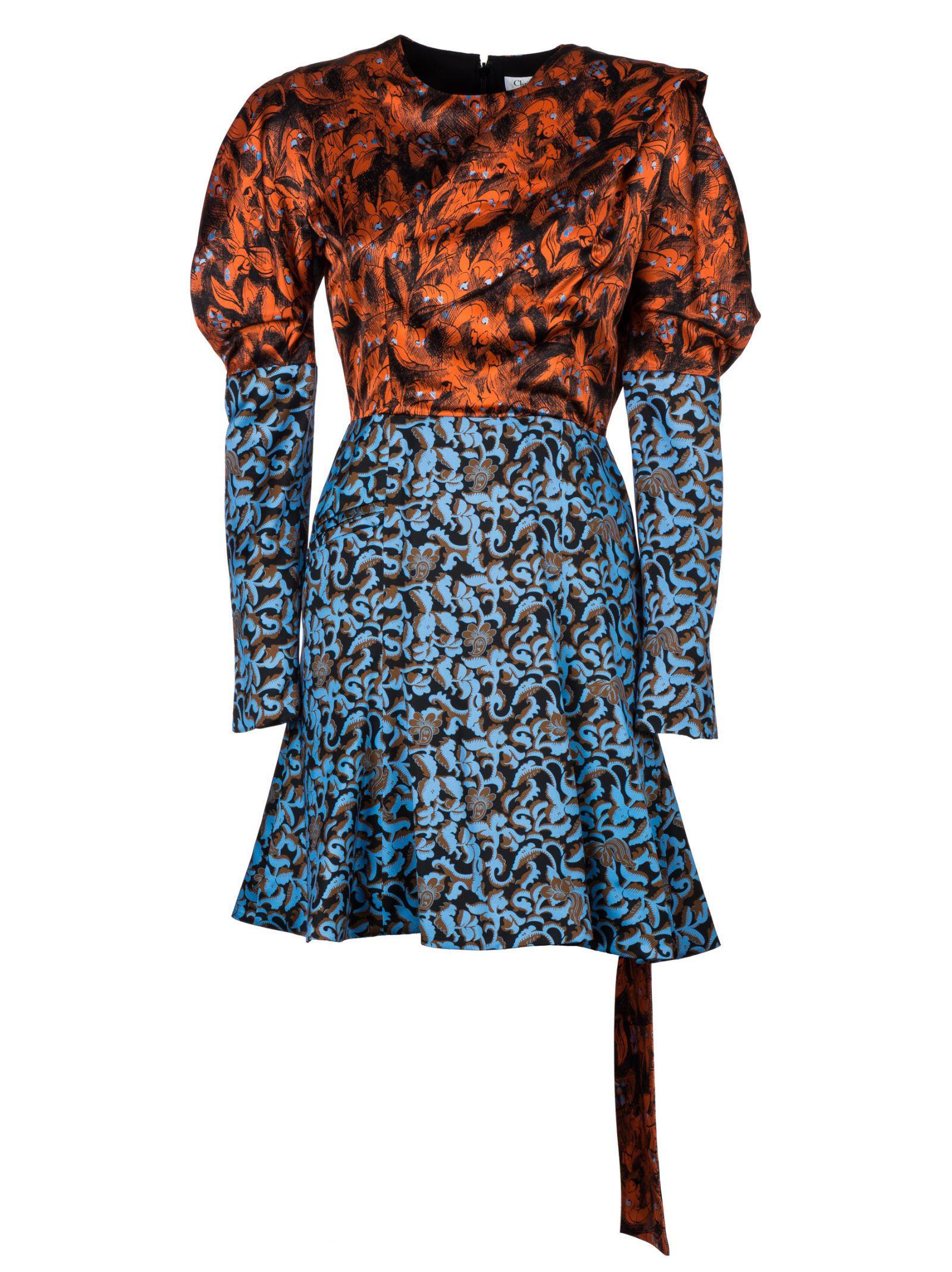 Christian Dior Flower Dress