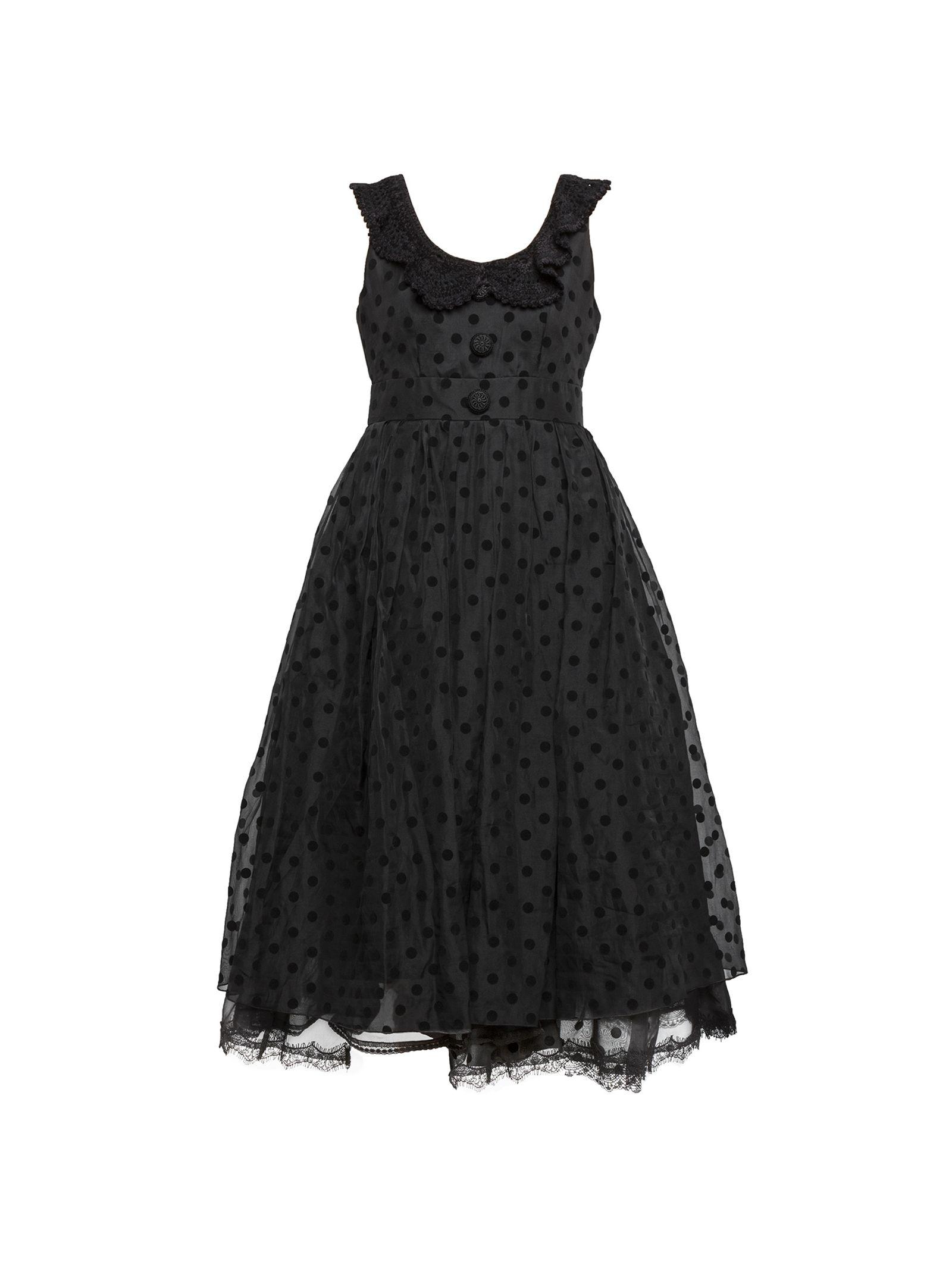 marc jacobs female marc jacobs black dress
