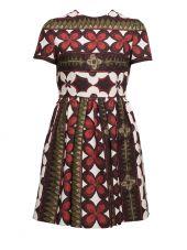 Fantasy Wool Dress