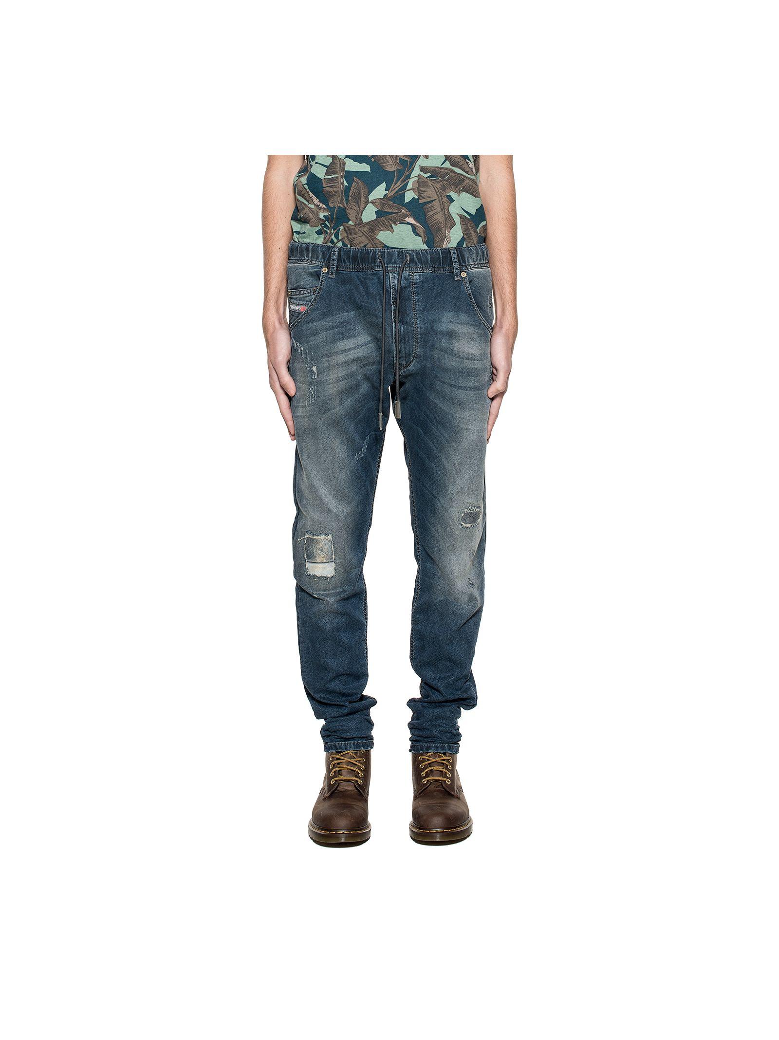 Blue Krooley Denim Jeans