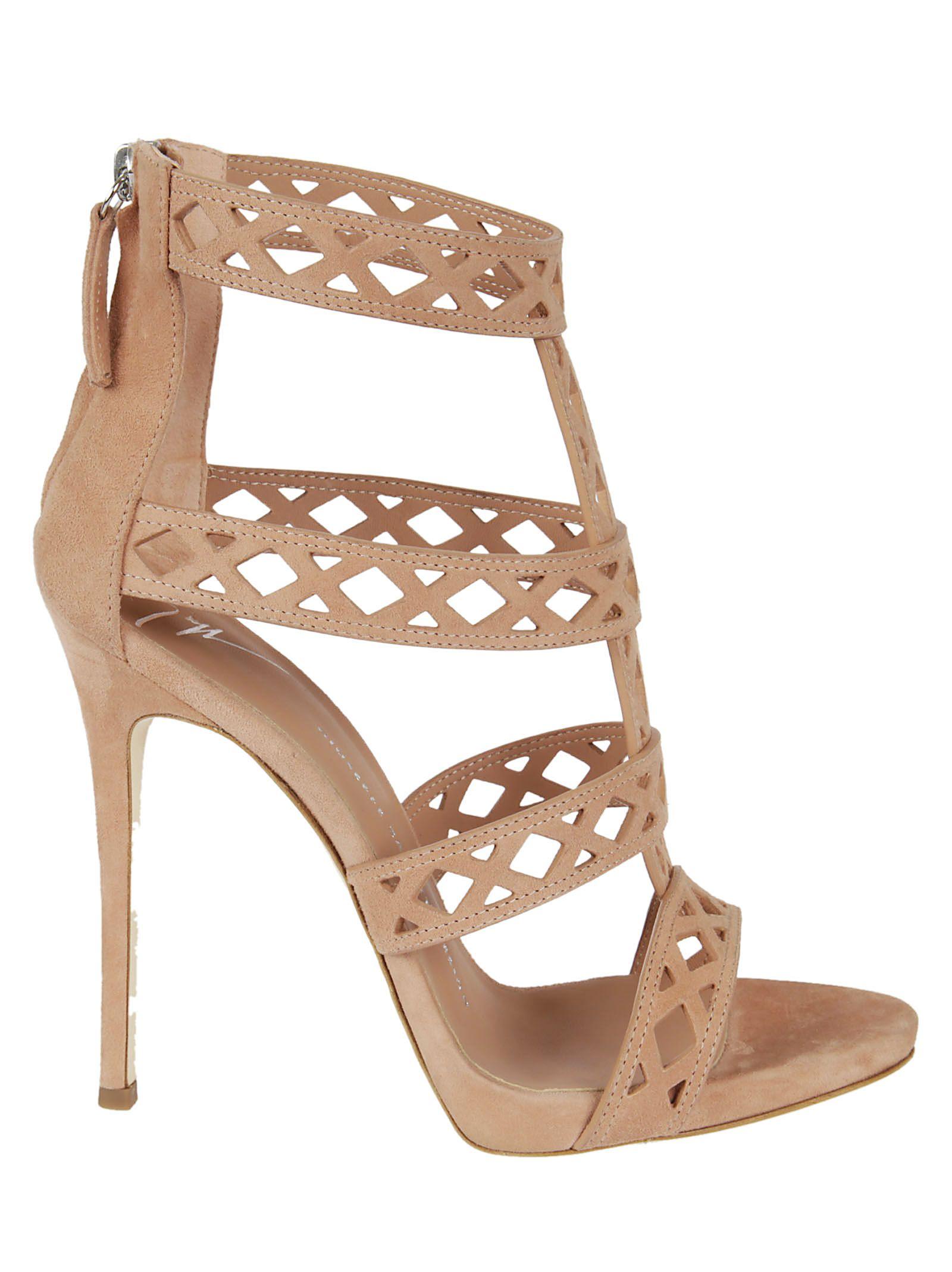 giuseppe zanotti female giuseppe zanotti coline sandals