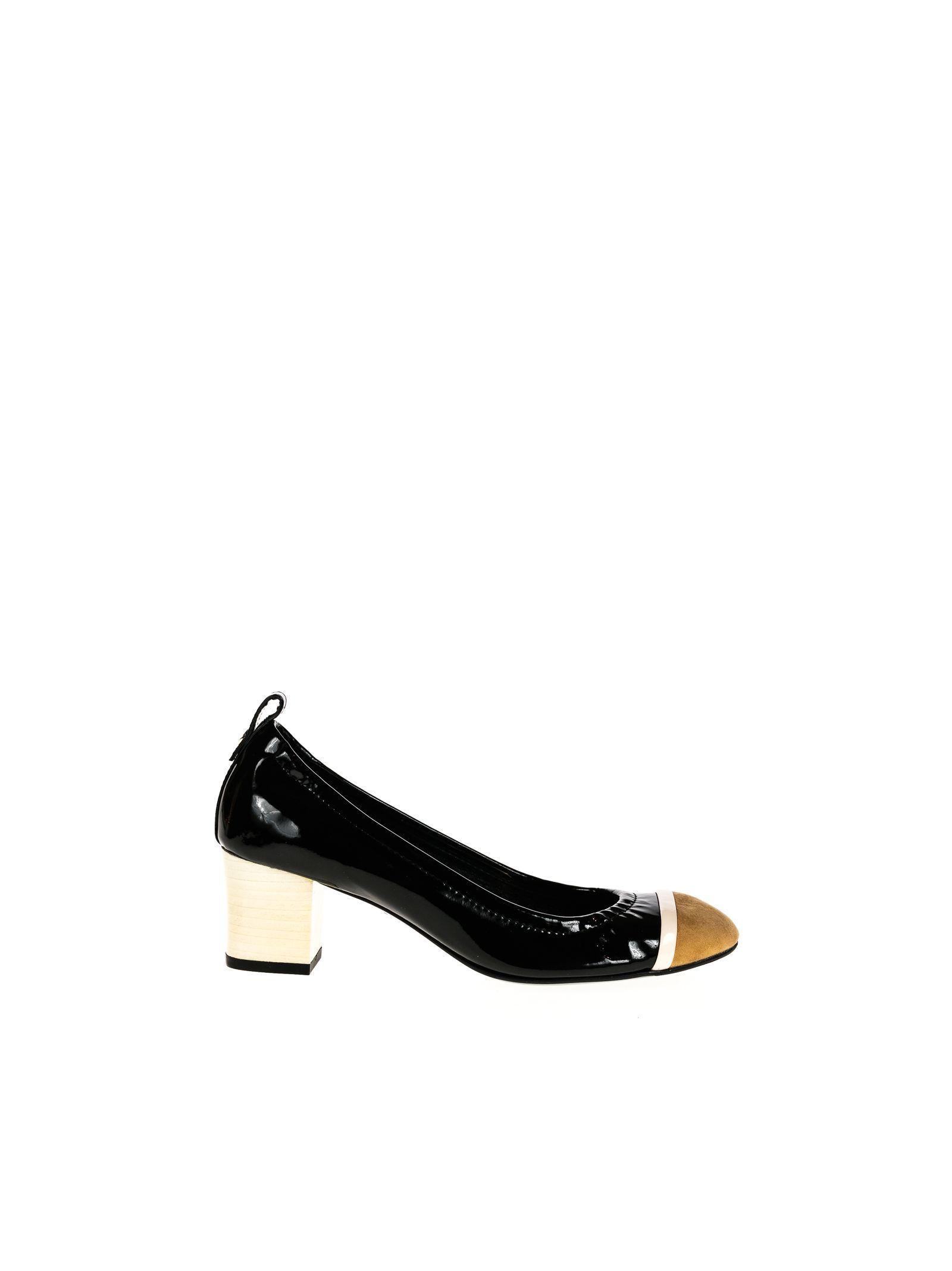 lanvin female lanvin flat shoes