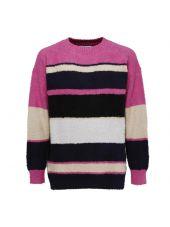 Sacai Stripe Sweater