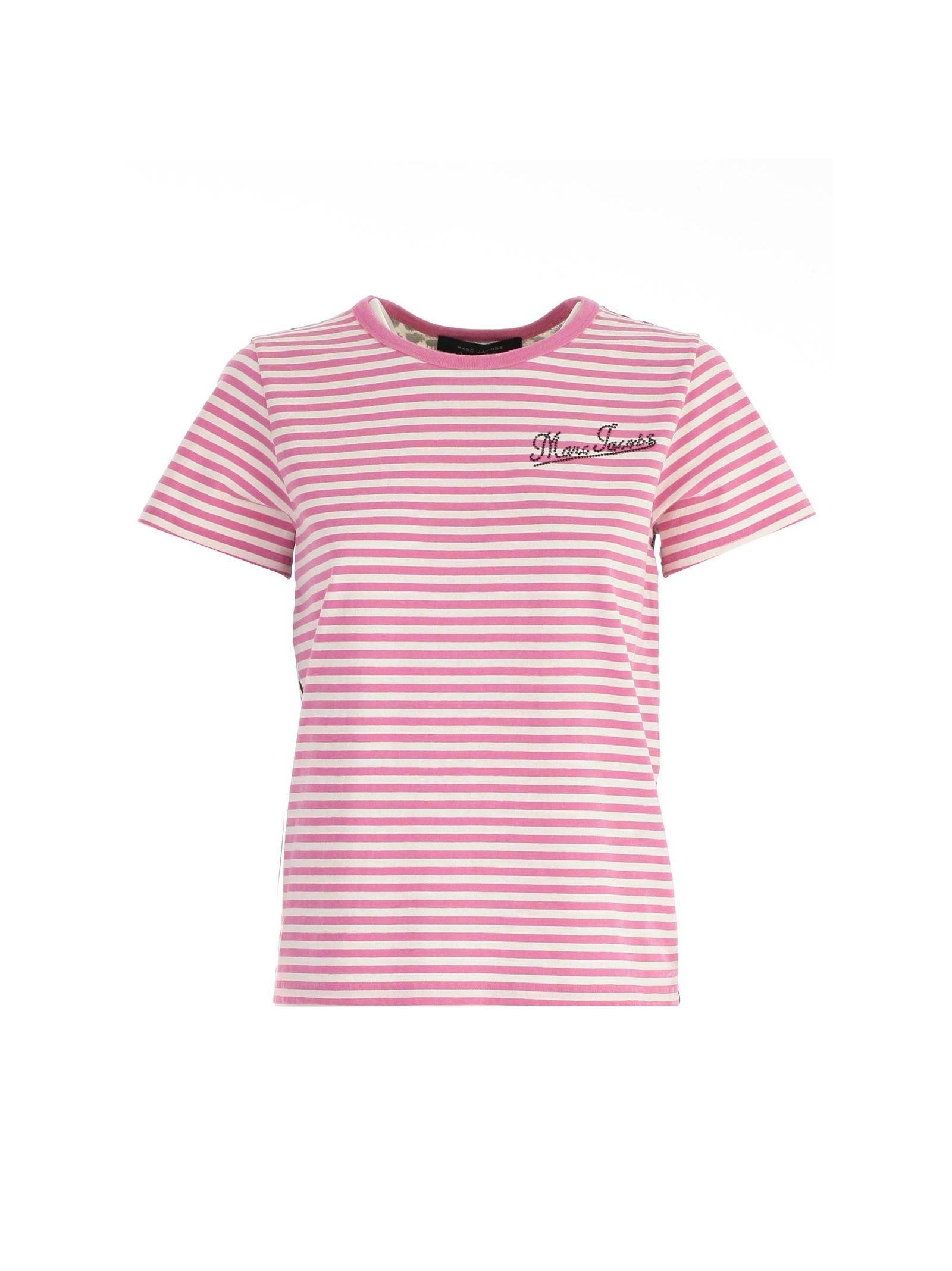 marc jacobs female marc jacobs short sleeve tshirt